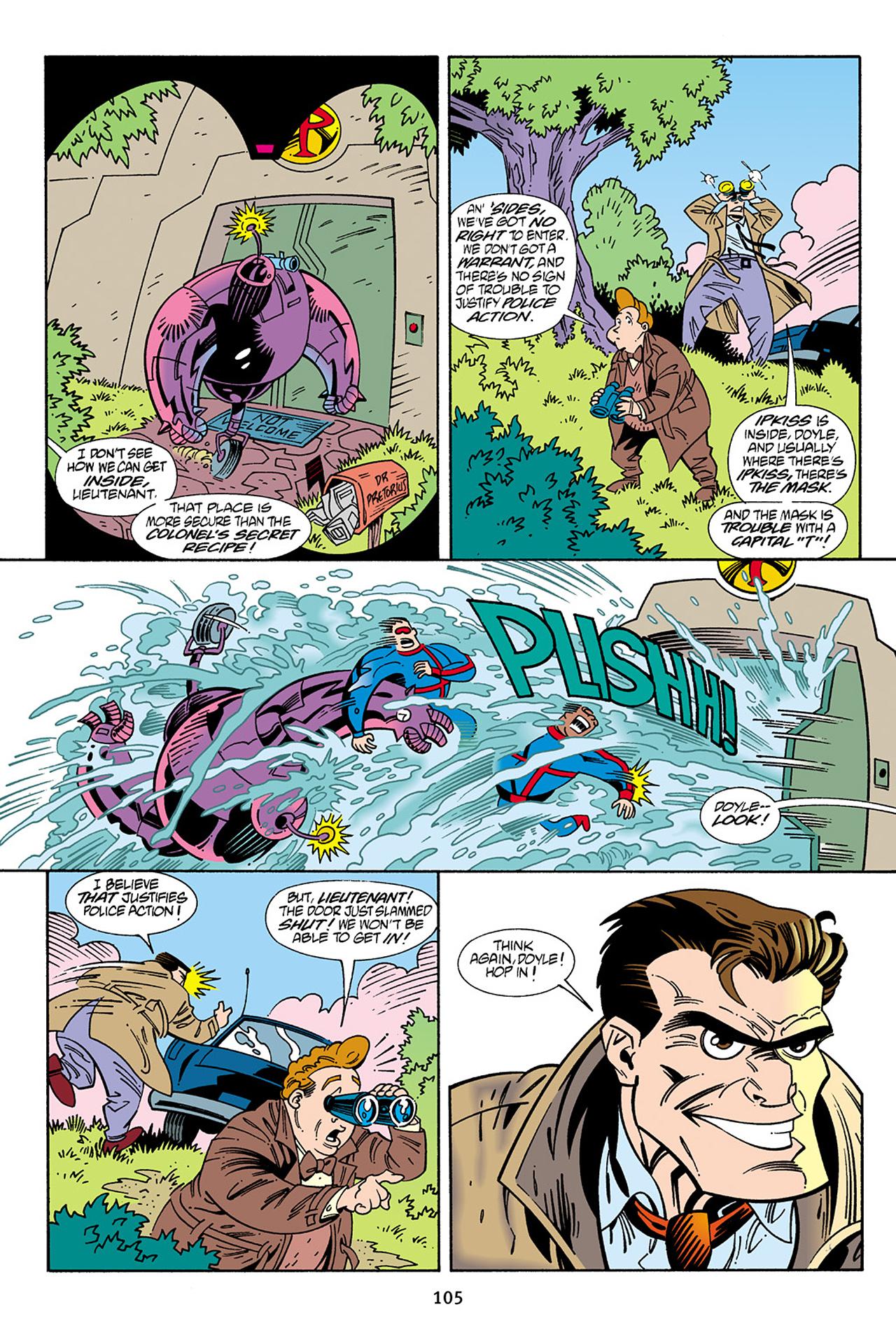Read online Adventures Of The Mask Omnibus comic -  Issue #Adventures Of The Mask Omnibus Full - 105