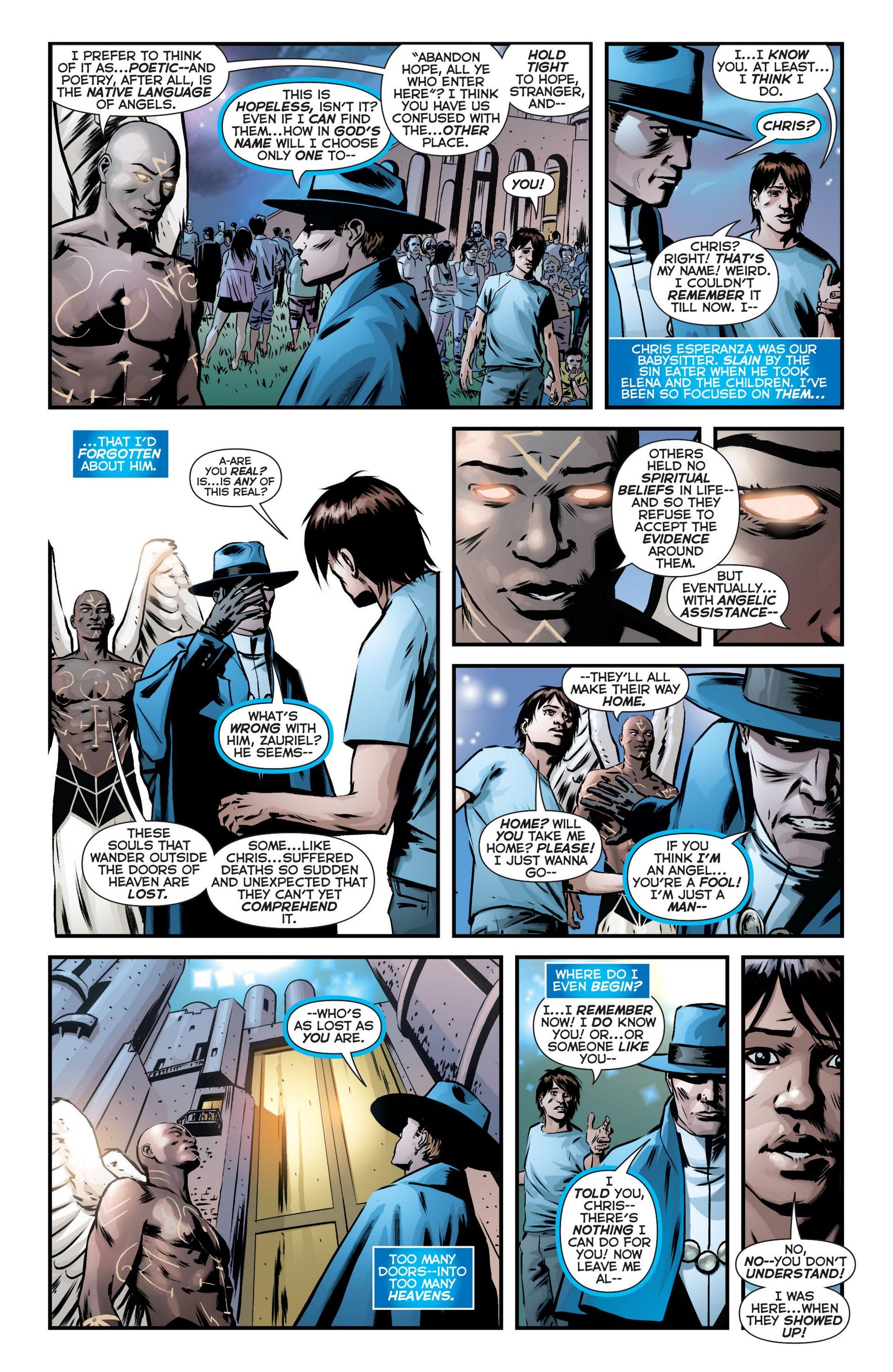 Read online Trinity of Sin: The Phantom Stranger comic -  Issue #10 - 8