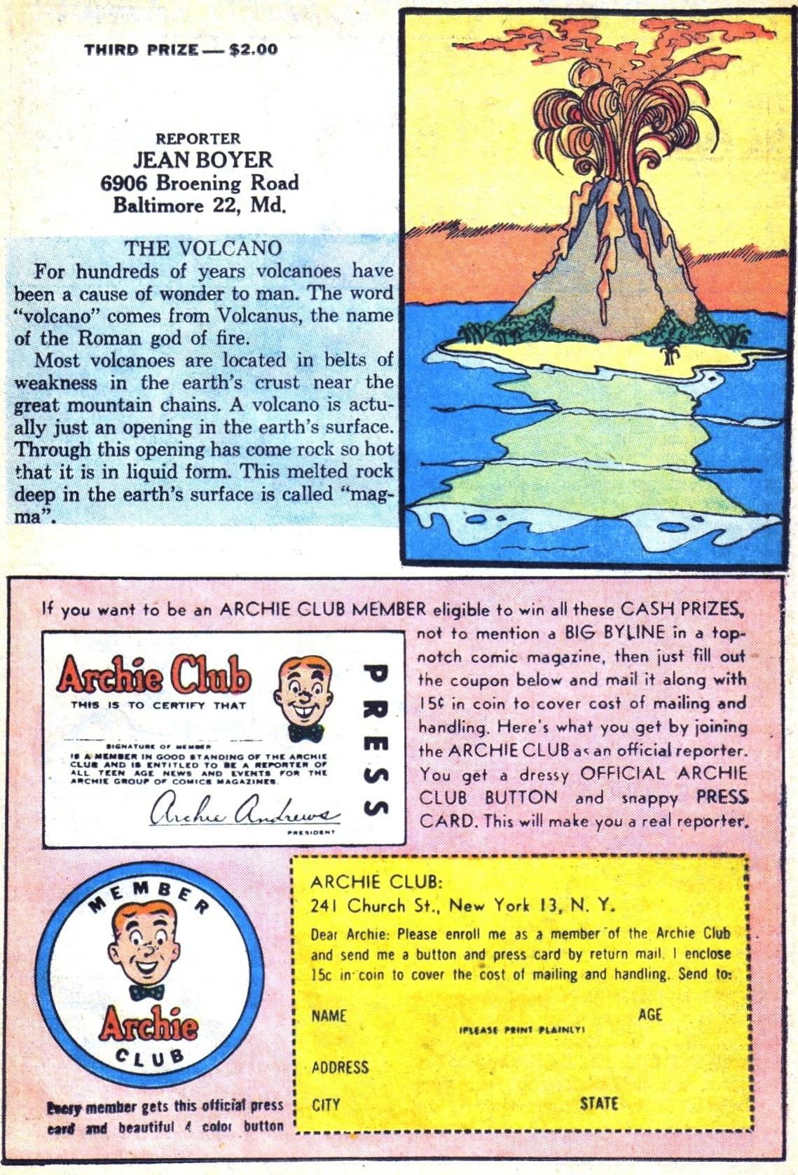 Read online Archie (1960) comic -  Issue #138 - 27
