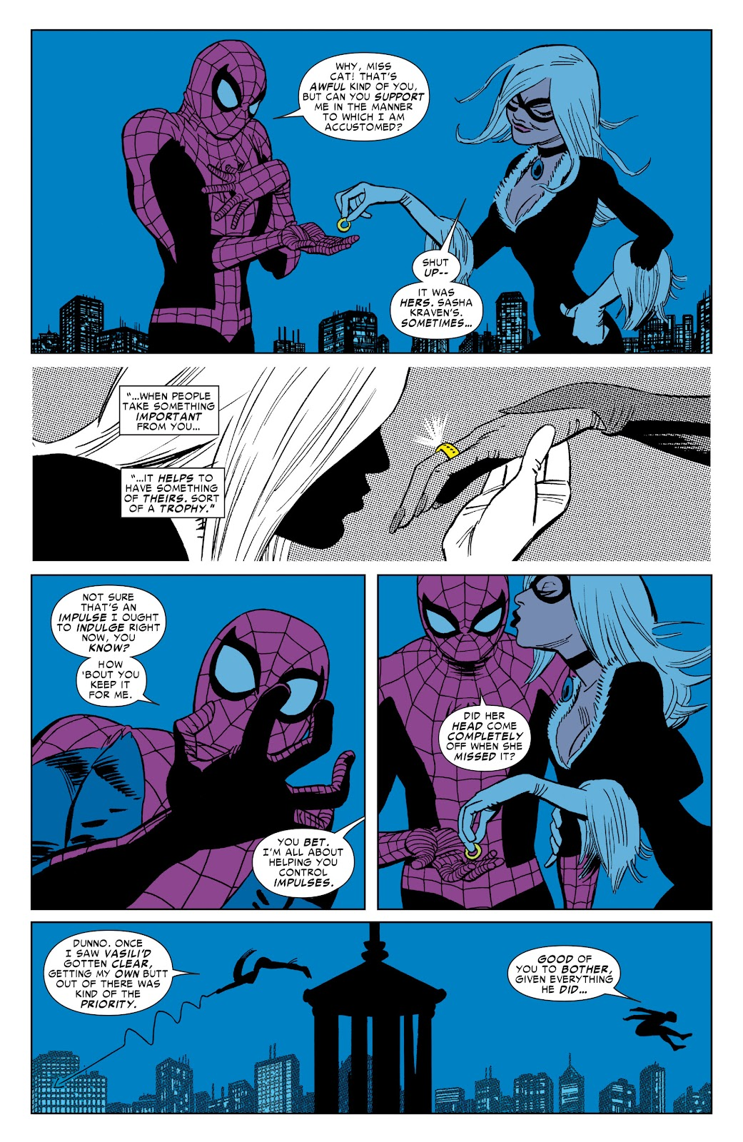 Amazing Spider-Man Presents: Black Cat Issue #4 #4 - English 20