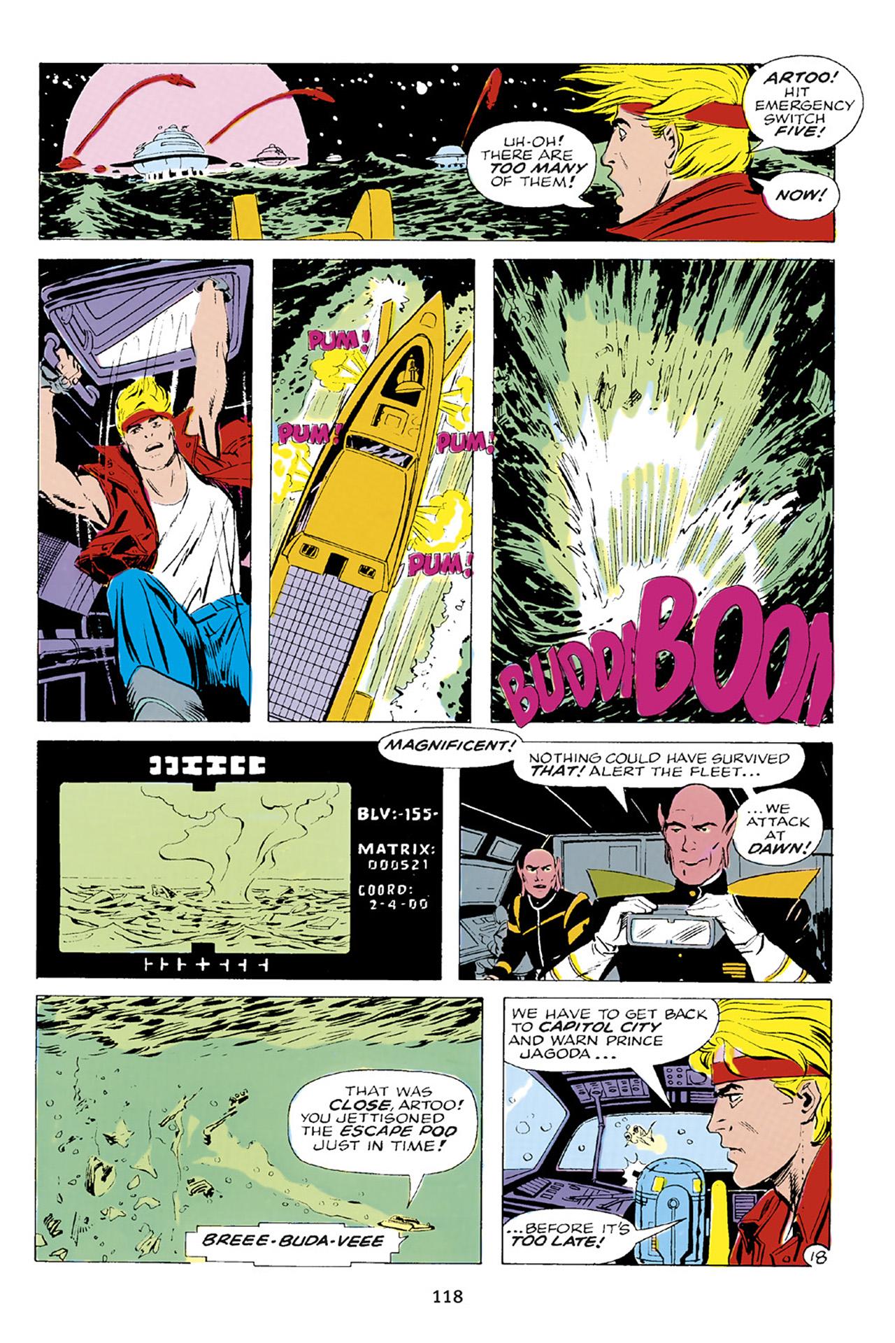 Read online Star Wars Omnibus comic -  Issue # Vol. 23 - 117