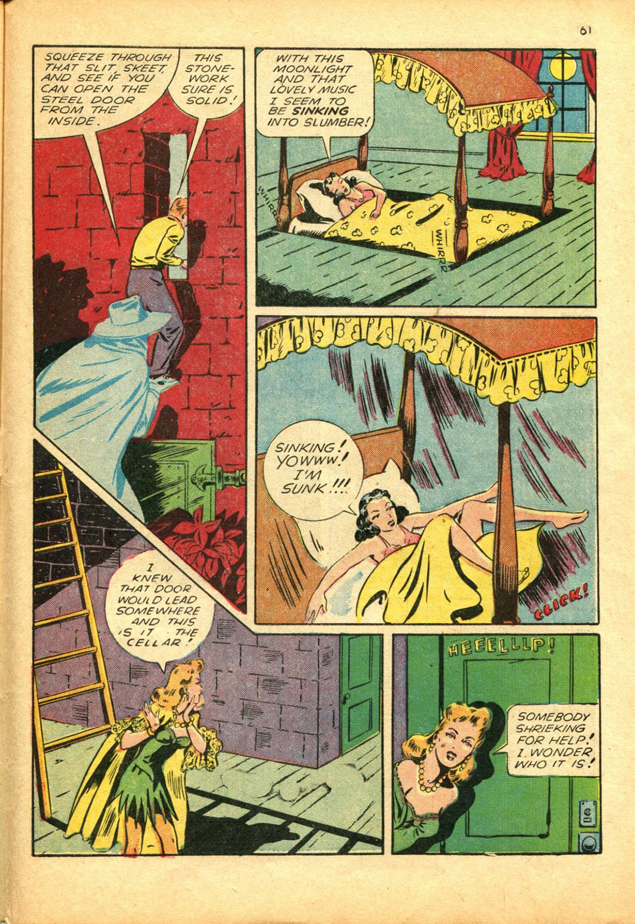Read online Shadow Comics comic -  Issue #30 - 61