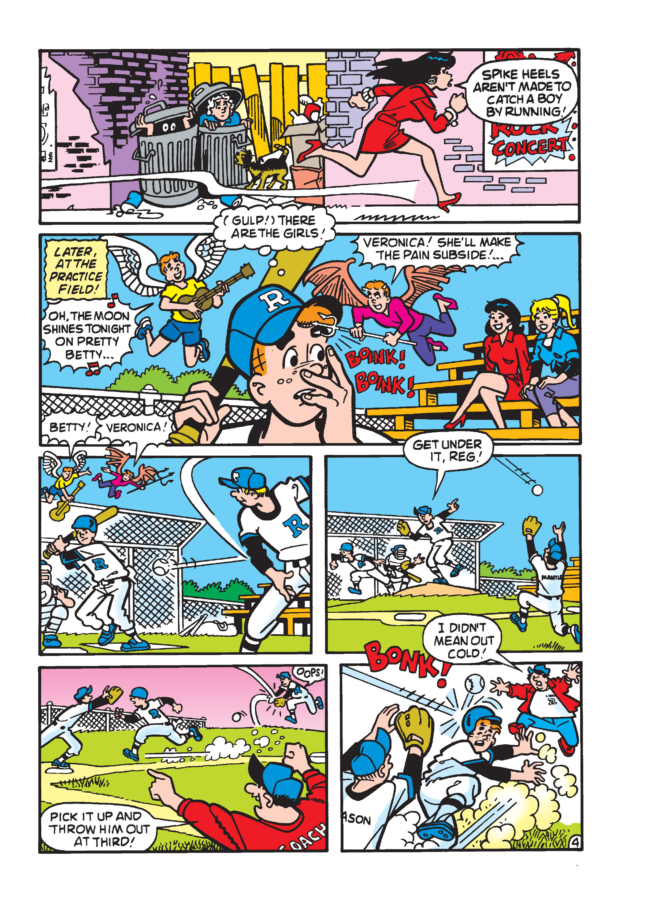 Read online Archie's Funhouse Double Digest comic -  Issue #15 - 243