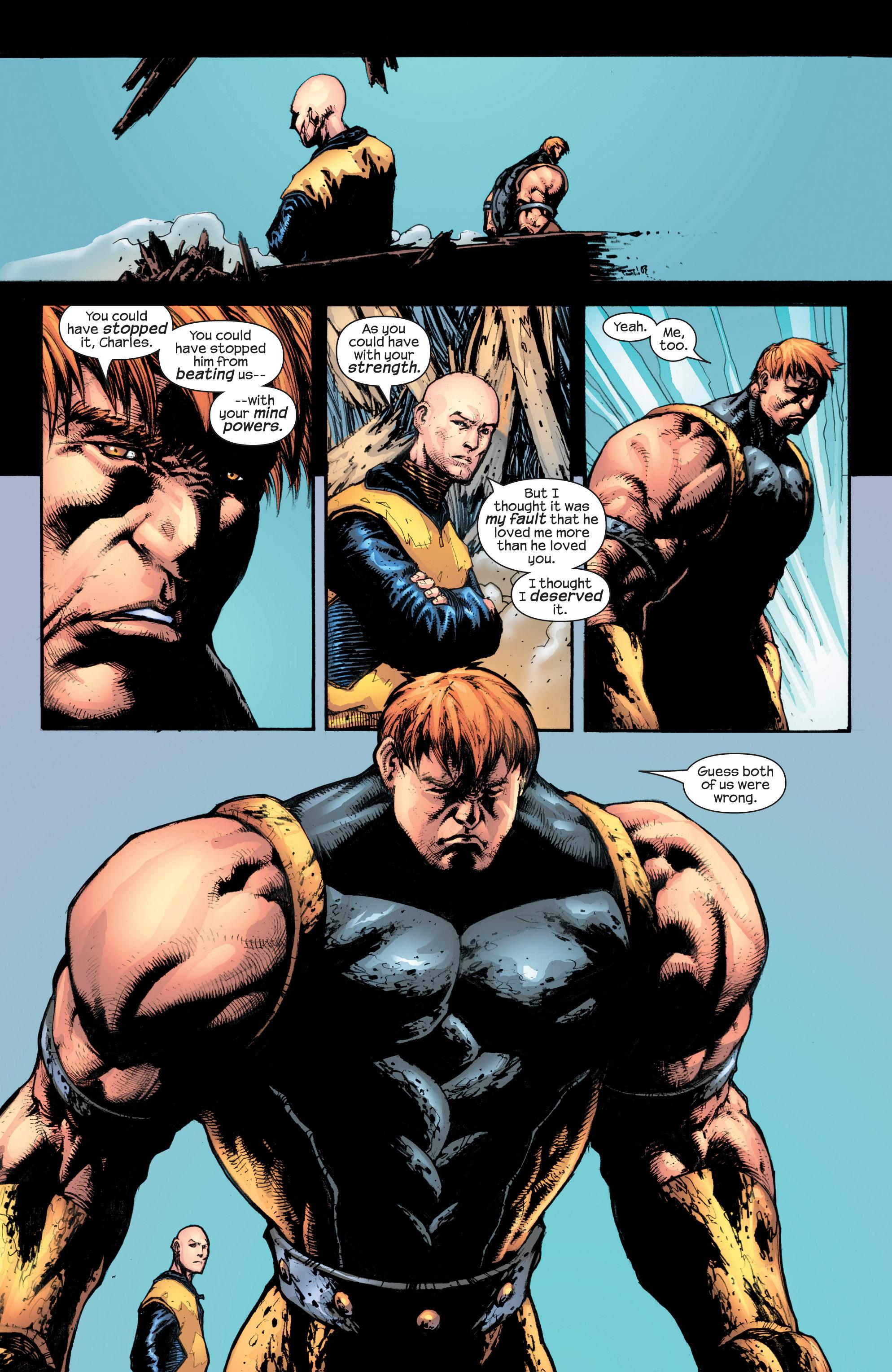 Read online Uncanny X-Men (1963) comic -  Issue #429 - 23