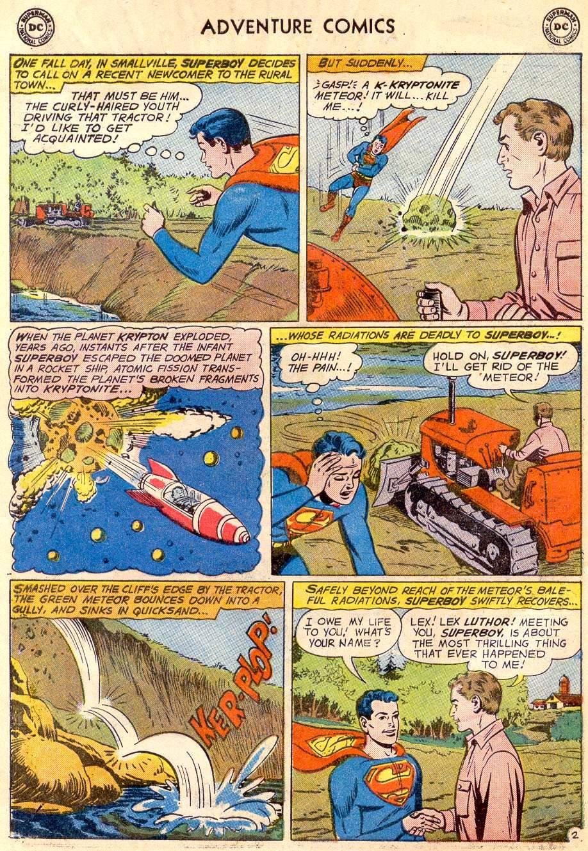 Read online Adventure Comics (1938) comic -  Issue #271 - 4