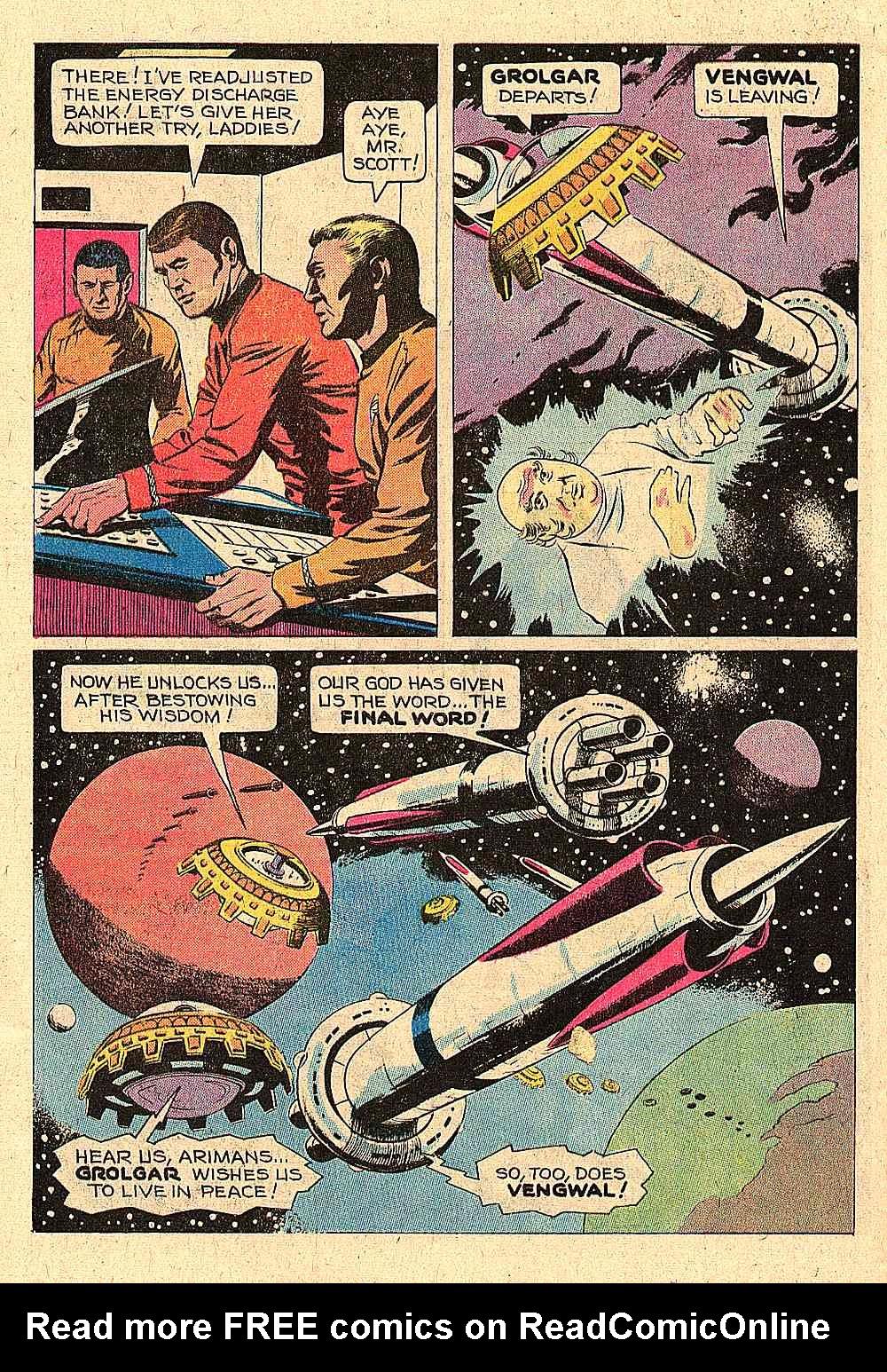 Star Trek (1967) issue 51 - Page 23