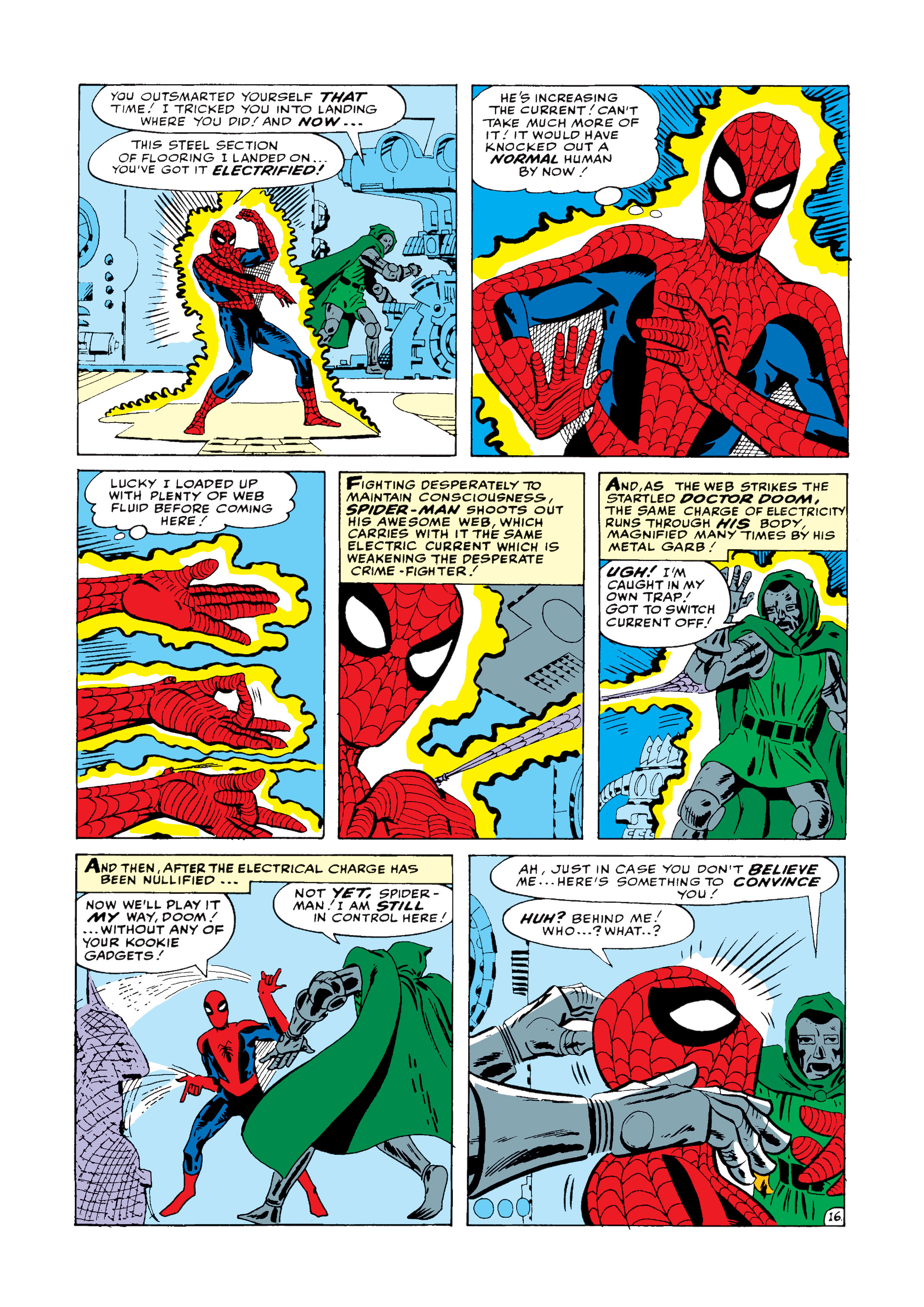 The Amazing Spider-Man (1963) 5 Page 16