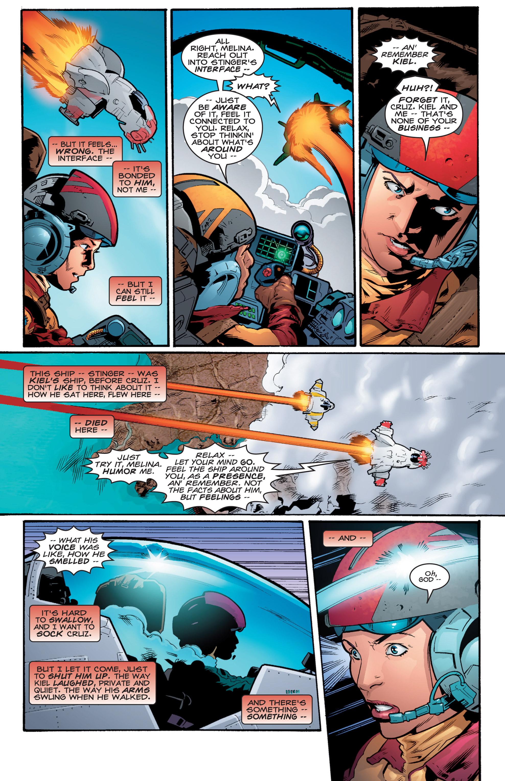 Read online Shockrockets comic -  Issue # TPB - 105