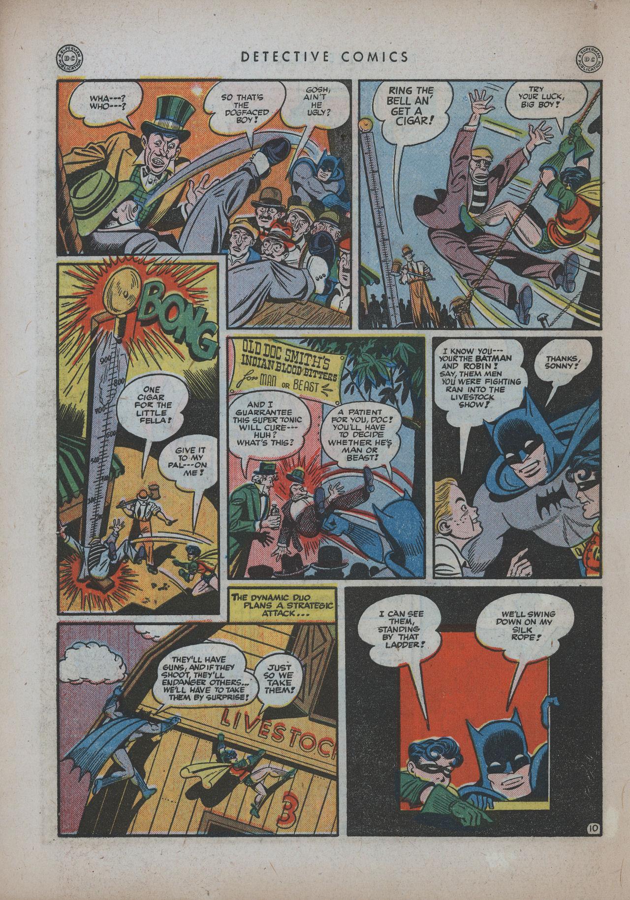 Read online Detective Comics (1937) comic -  Issue #94 - 12