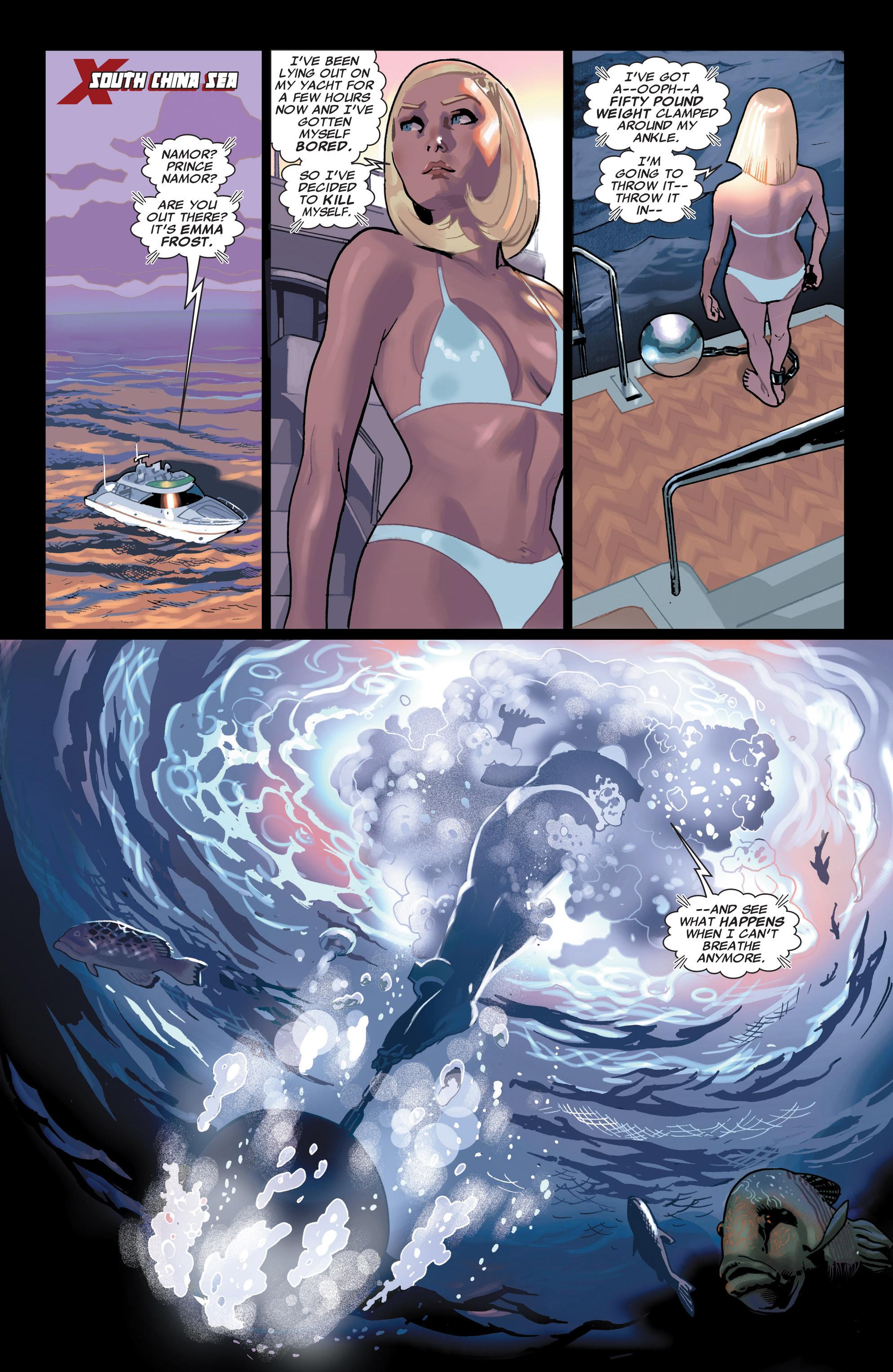 Read online Uncanny X-Men (1963) comic -  Issue # _Annual 2 (2009) - 19