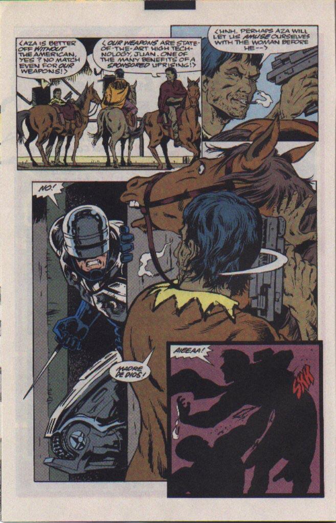 Read online Robocop (1990) comic -  Issue #22 - 7