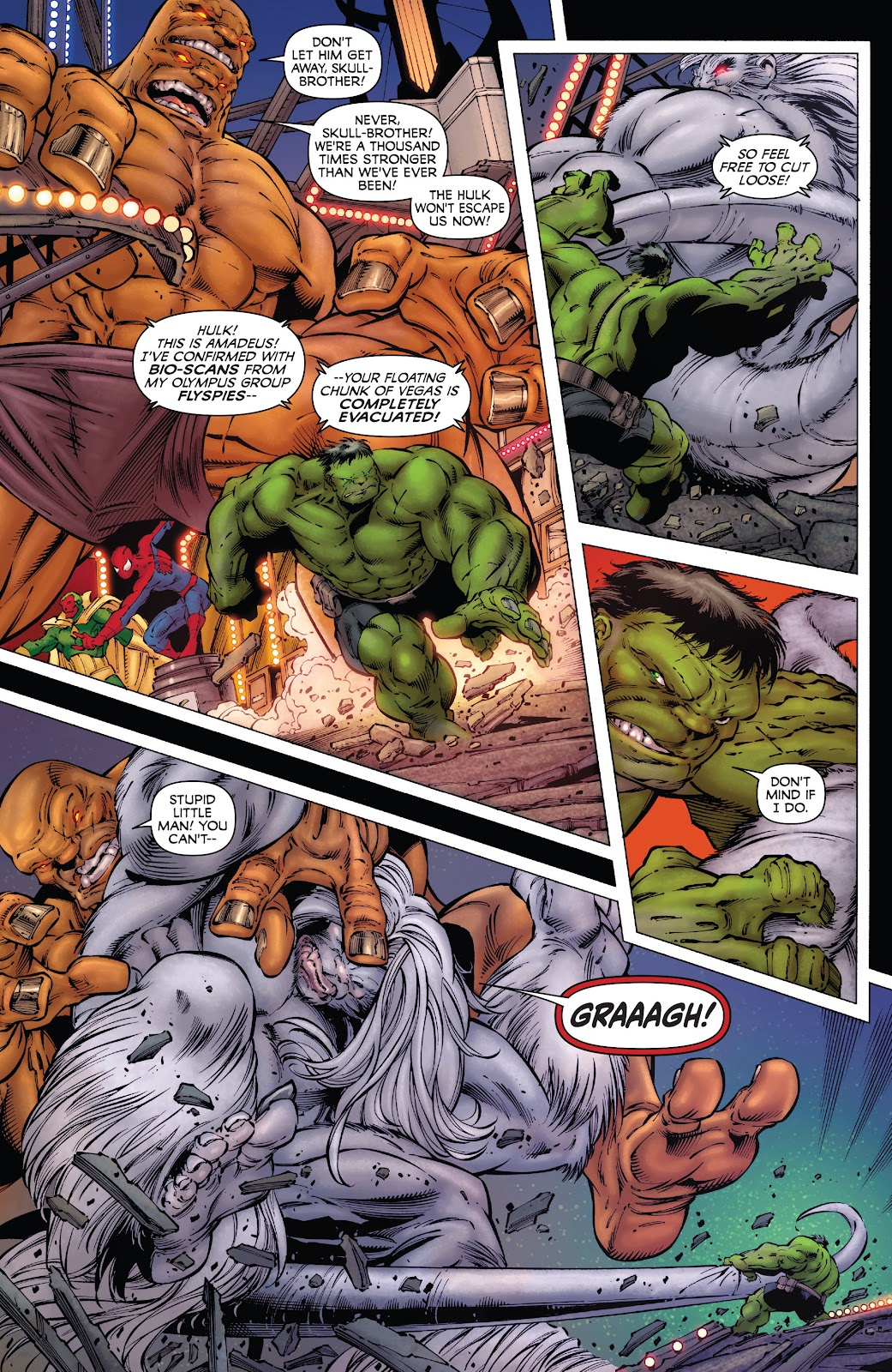 Read online Incredible Hulks (2010) comic -  Issue # _TPB Heart of the Monster - 39