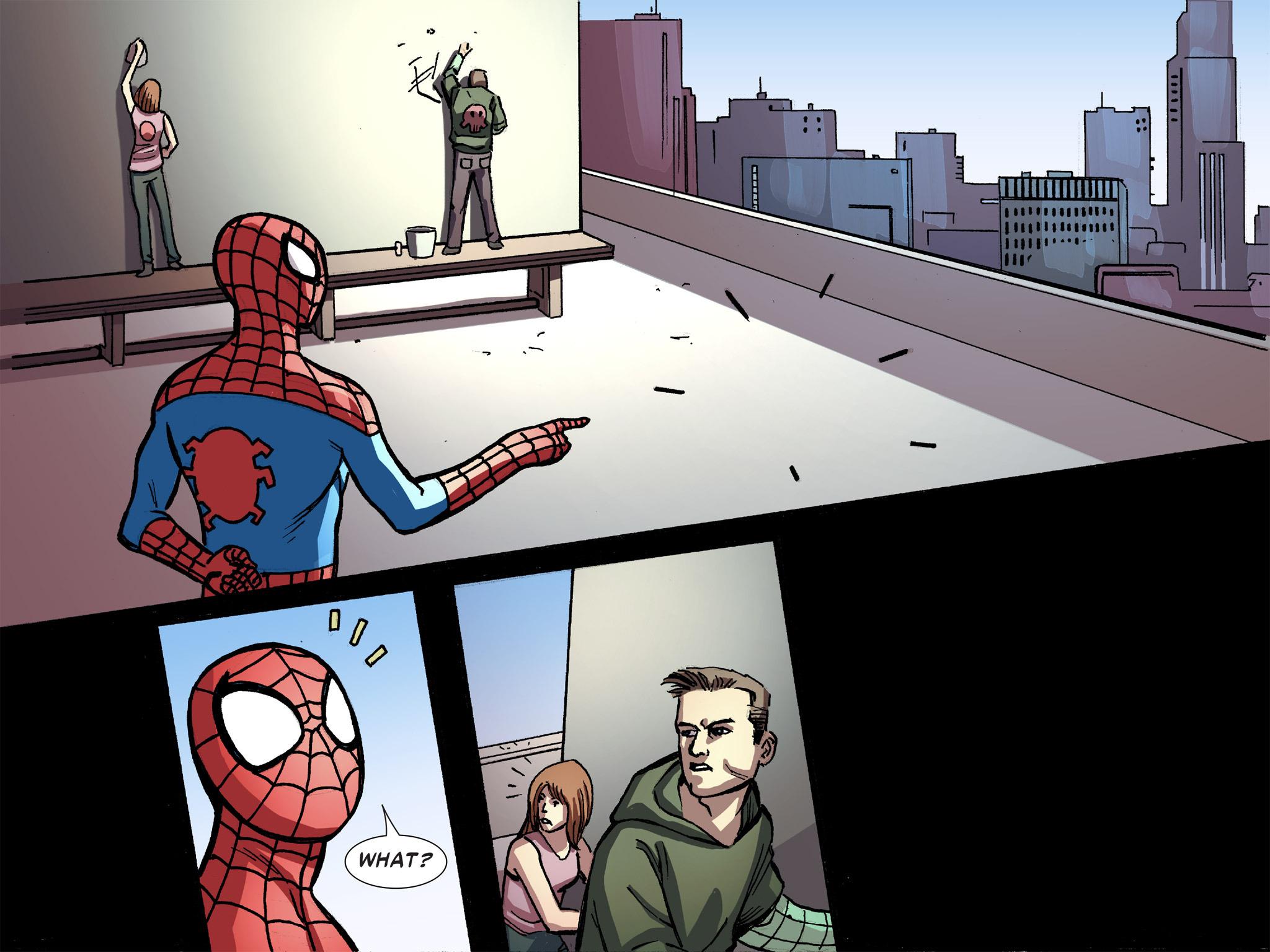 Read online Ultimate Spider-Man (Infinite Comics) (2016) comic -  Issue #8 - 59
