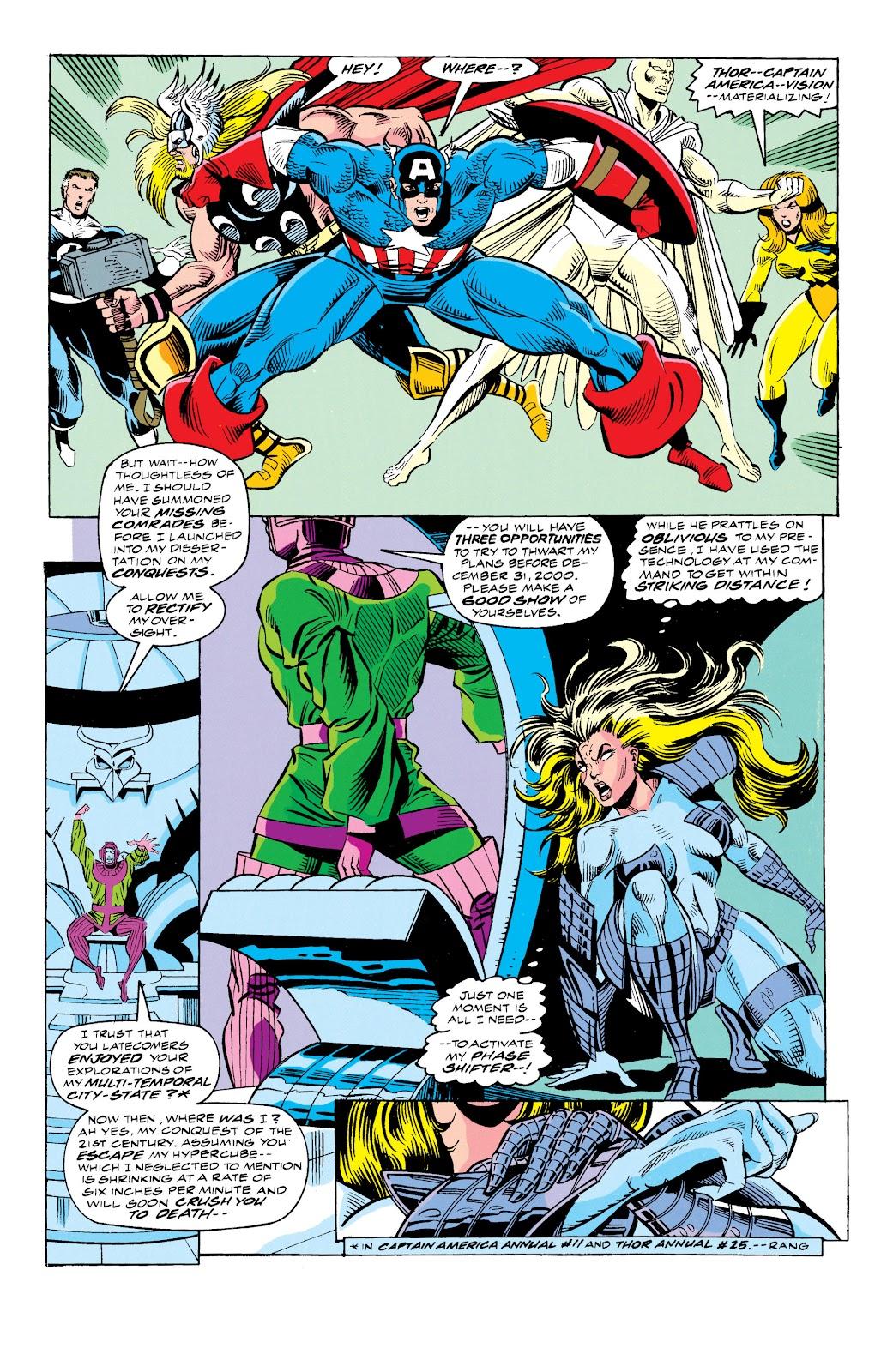Read online Avengers: Citizen Kang comic -  Issue # TPB (Part 2) - 84