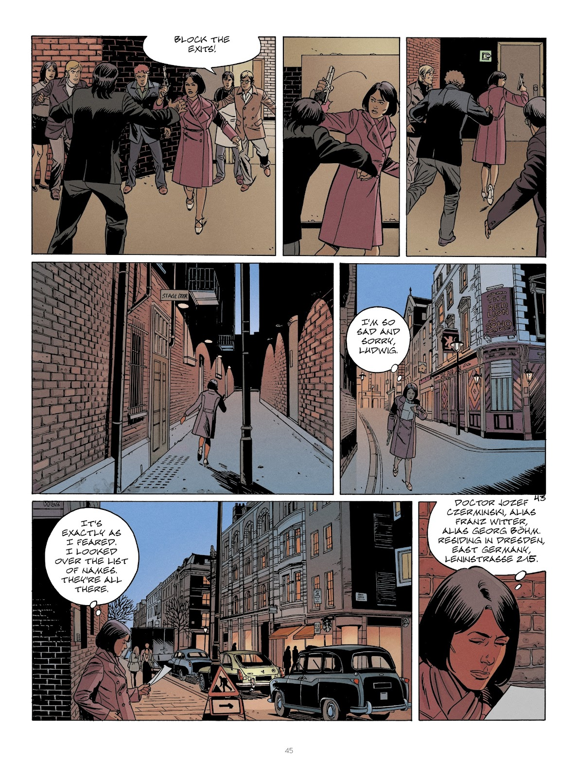 Read online Sherman comic -  Issue #7 - 45