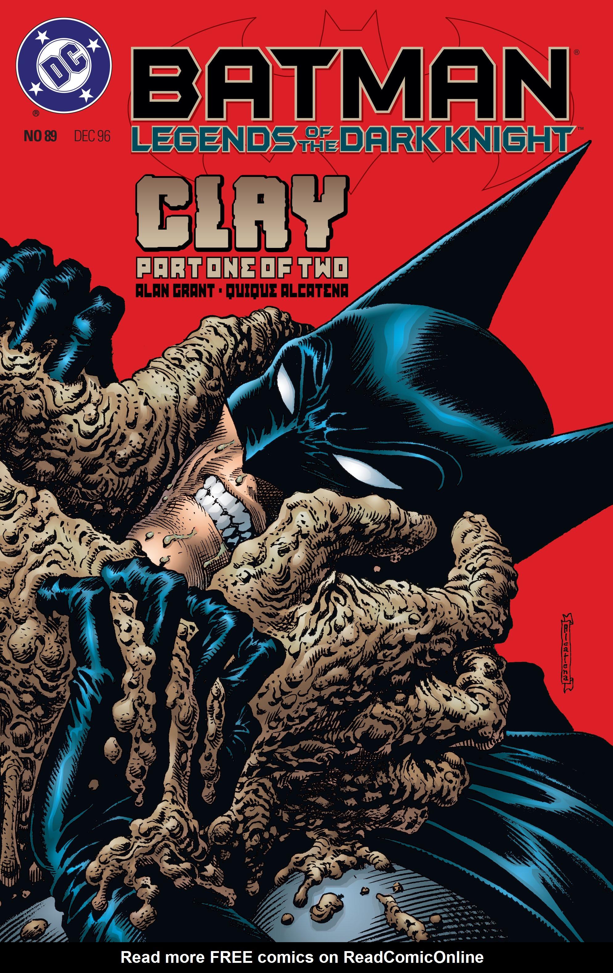 Batman: Legends of the Dark Knight 89 Page 1