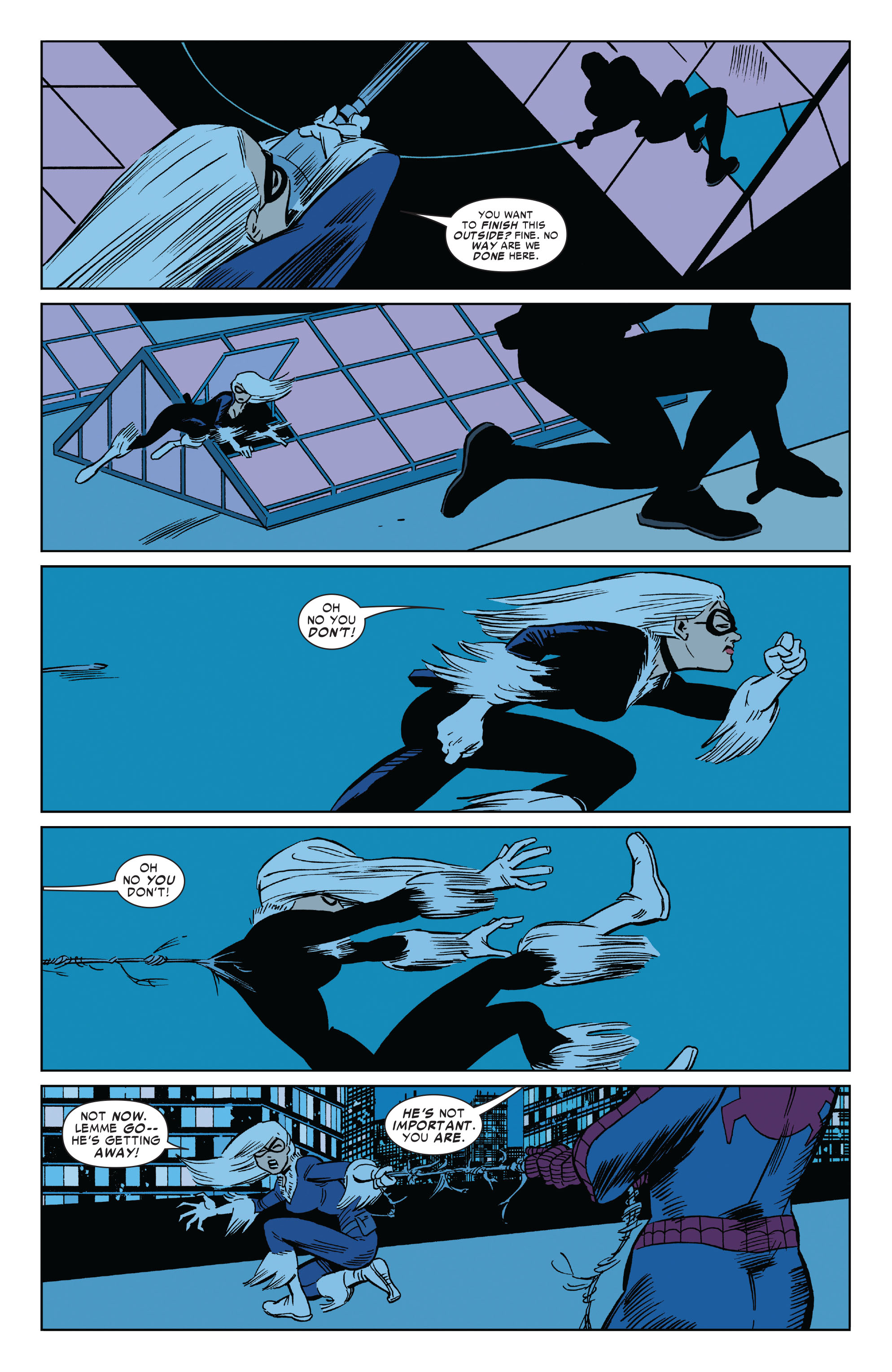 Read online Amazing Spider-Man Presents: Black Cat comic -  Issue #1 - 19
