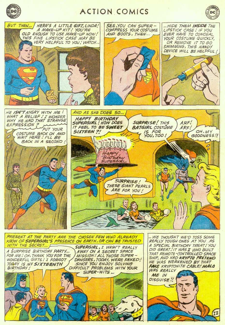 Action Comics (1938) 270 Page 27