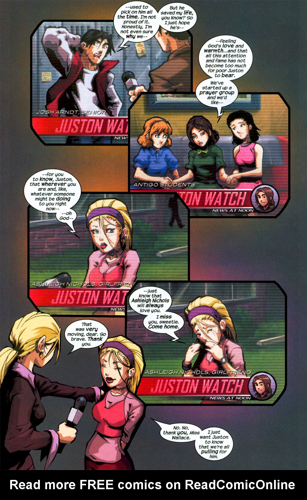 Read online Sentinel (2006) comic -  Issue #1 - 9