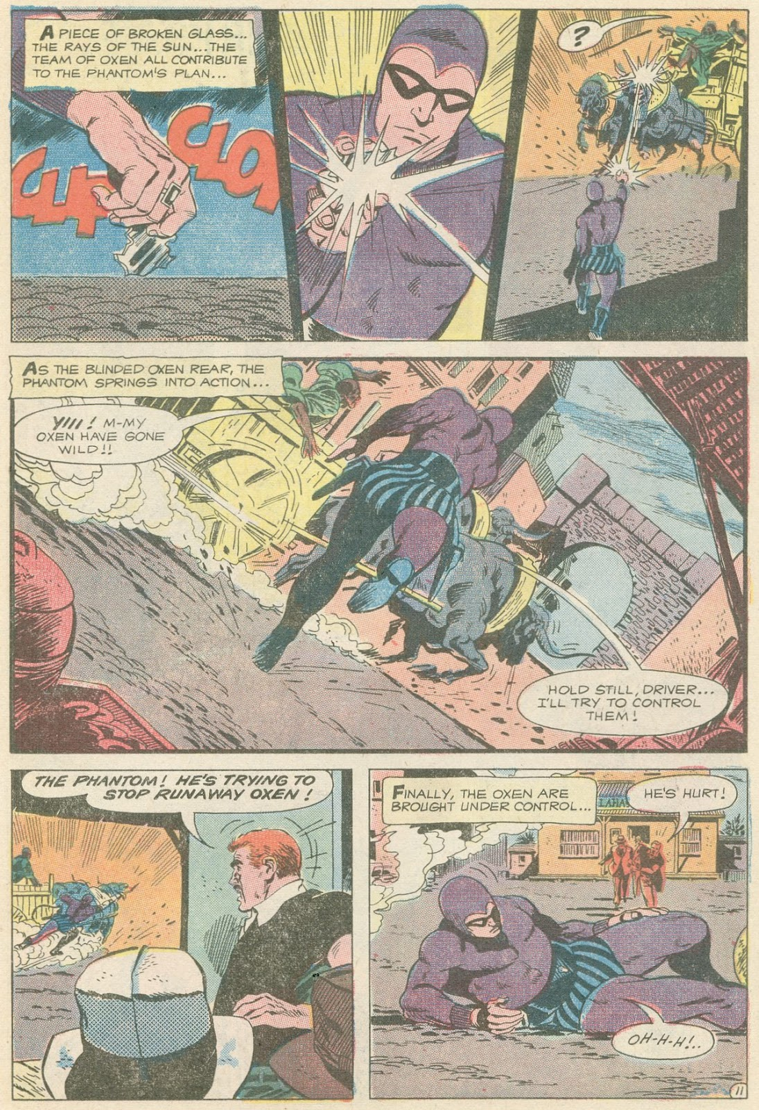 The Phantom (1969) issue 31 - Page 12