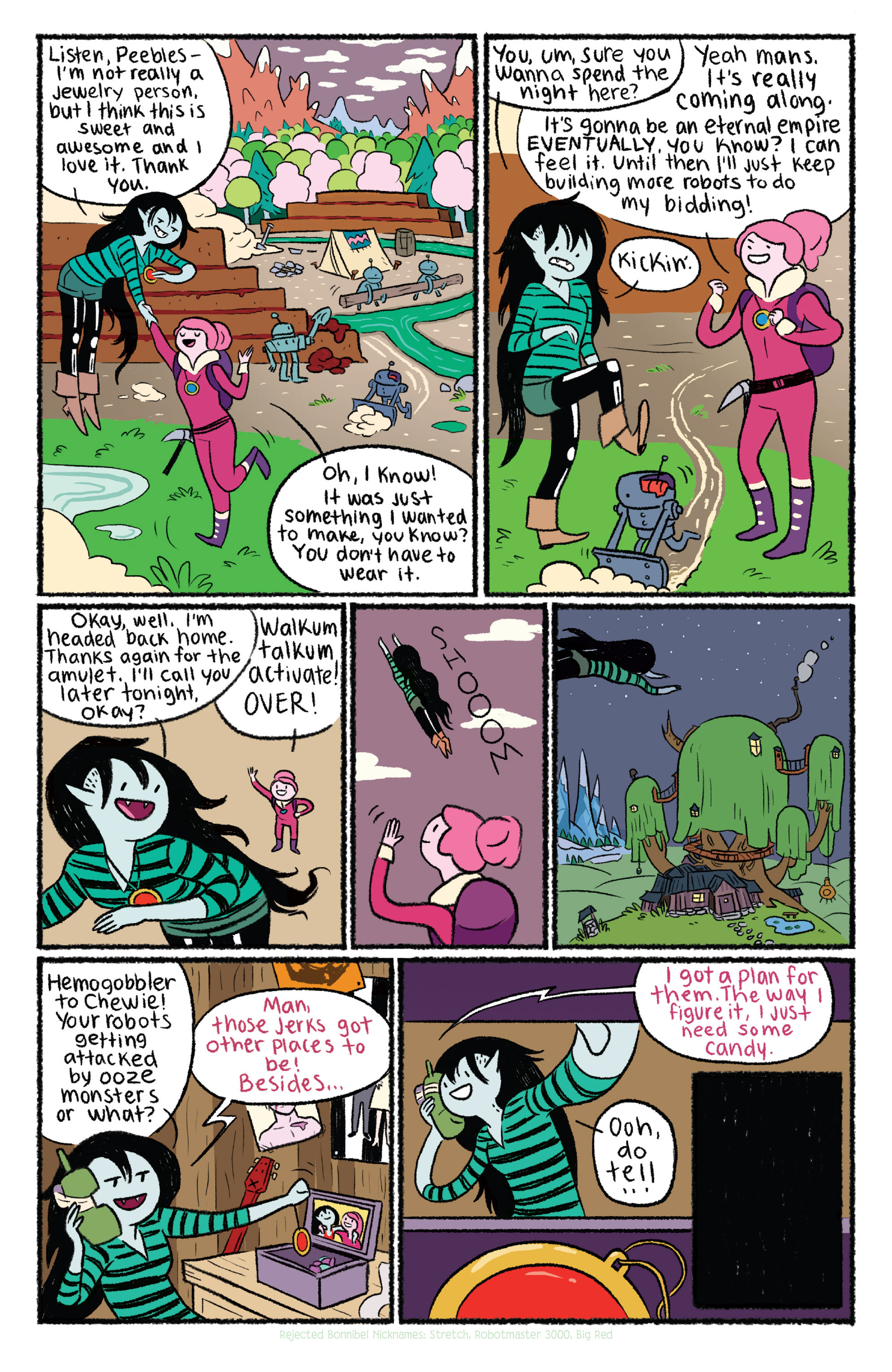 Read online Adventure Time comic -  Issue #Adventure Time _TPB 6 - 16