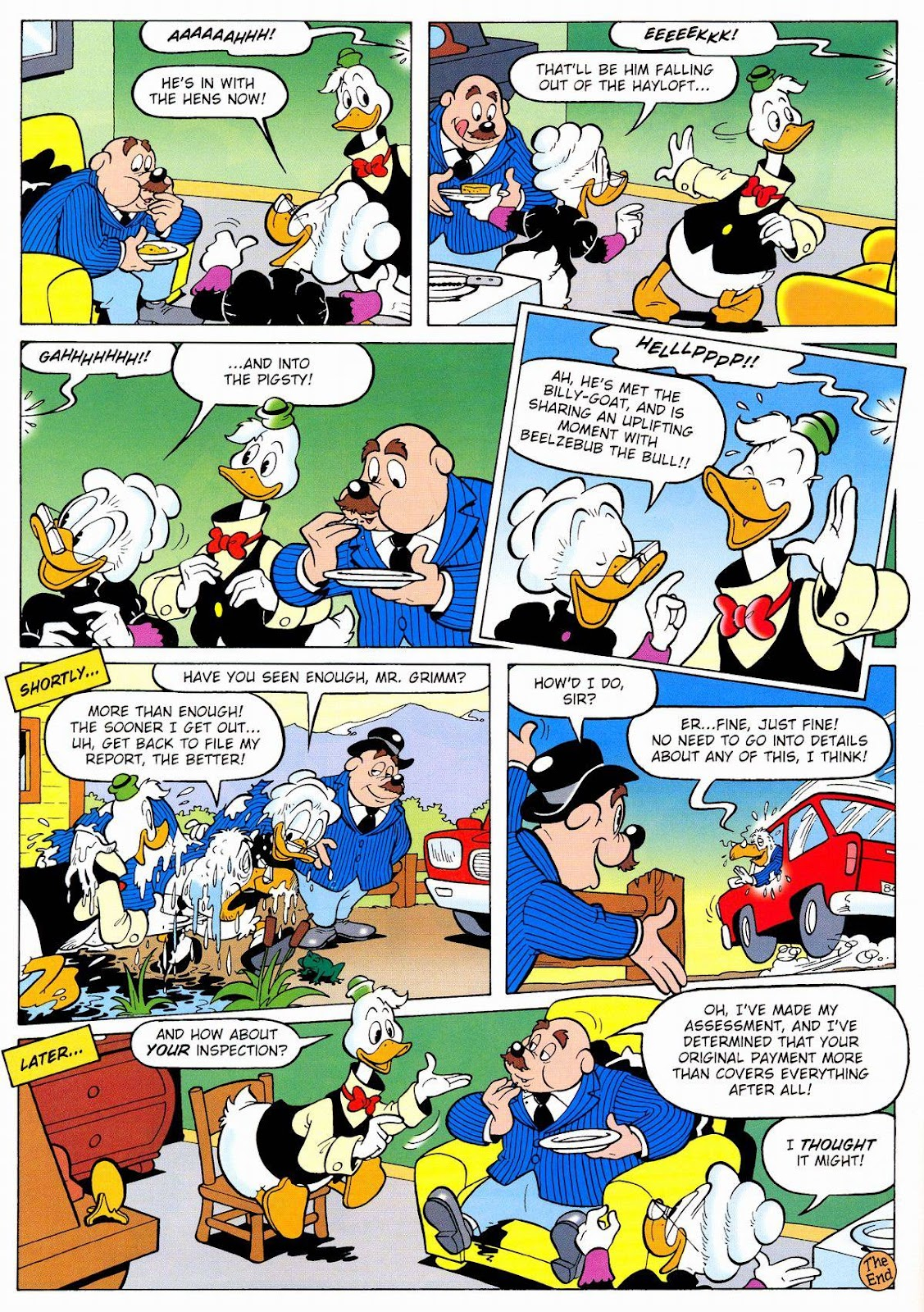 Walt Disney's Comics and Stories issue 640 - Page 46
