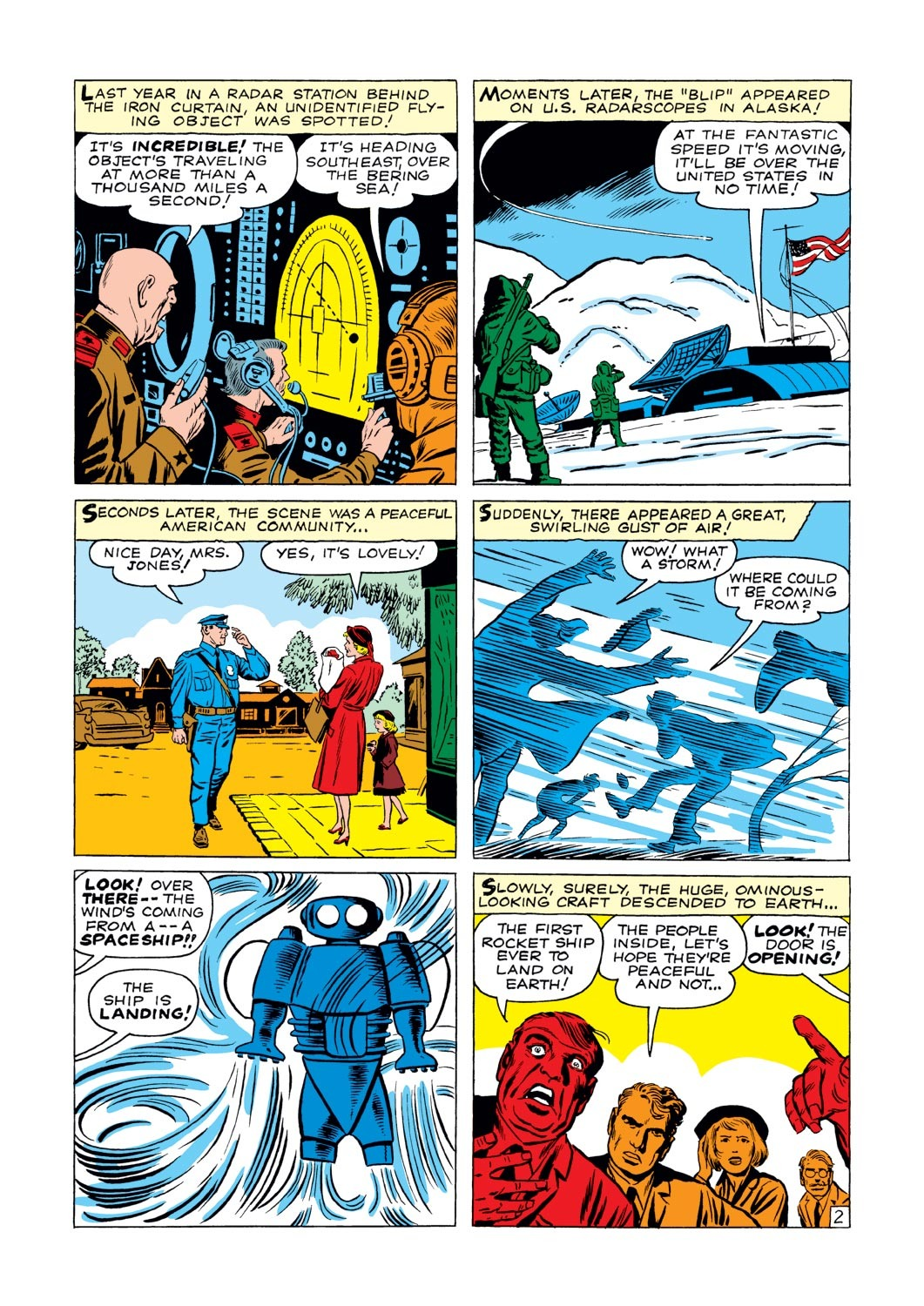 Tales of Suspense (1959) issue 21 - Page 3