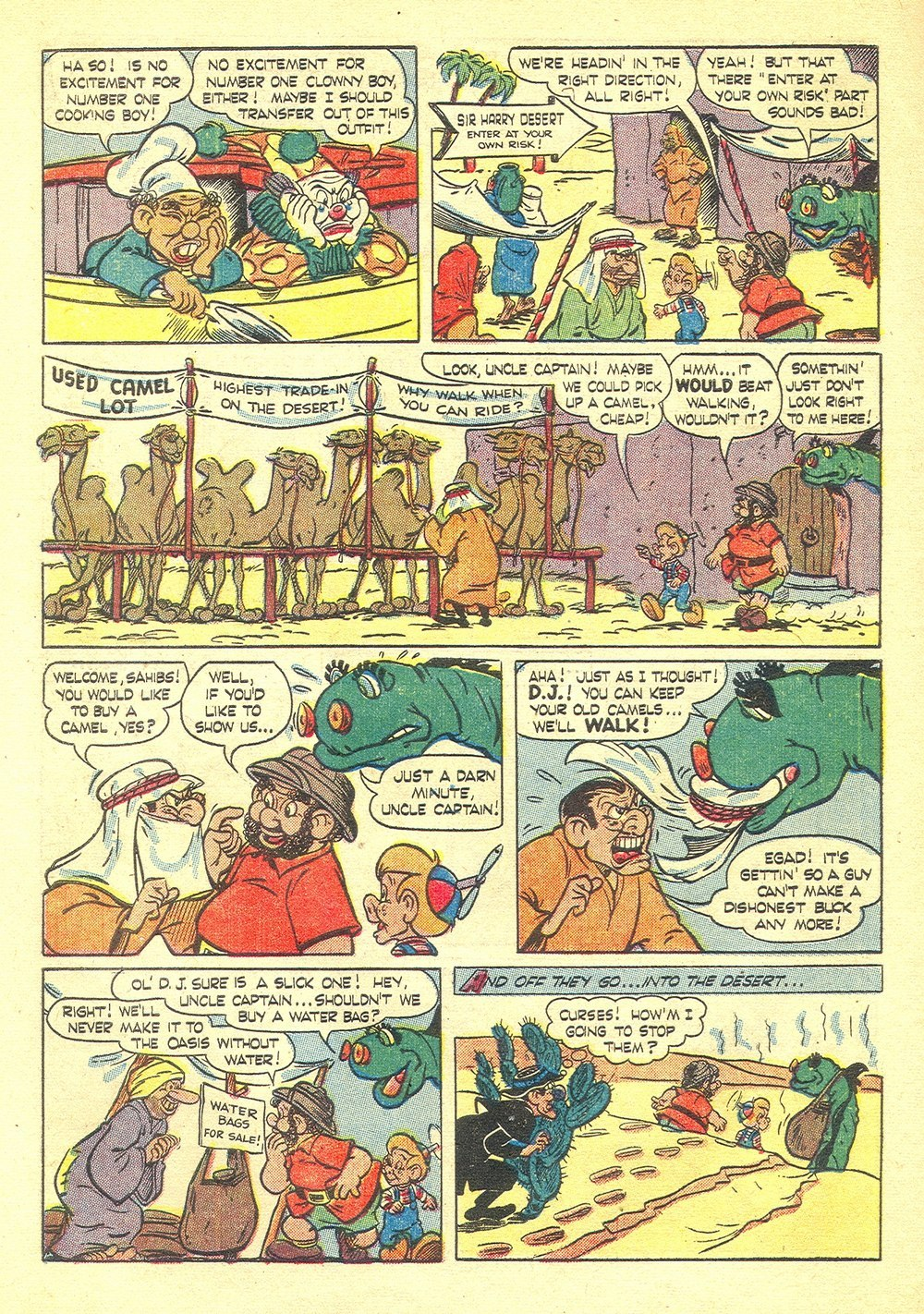 Four Color Comics issue 635 - Page 30