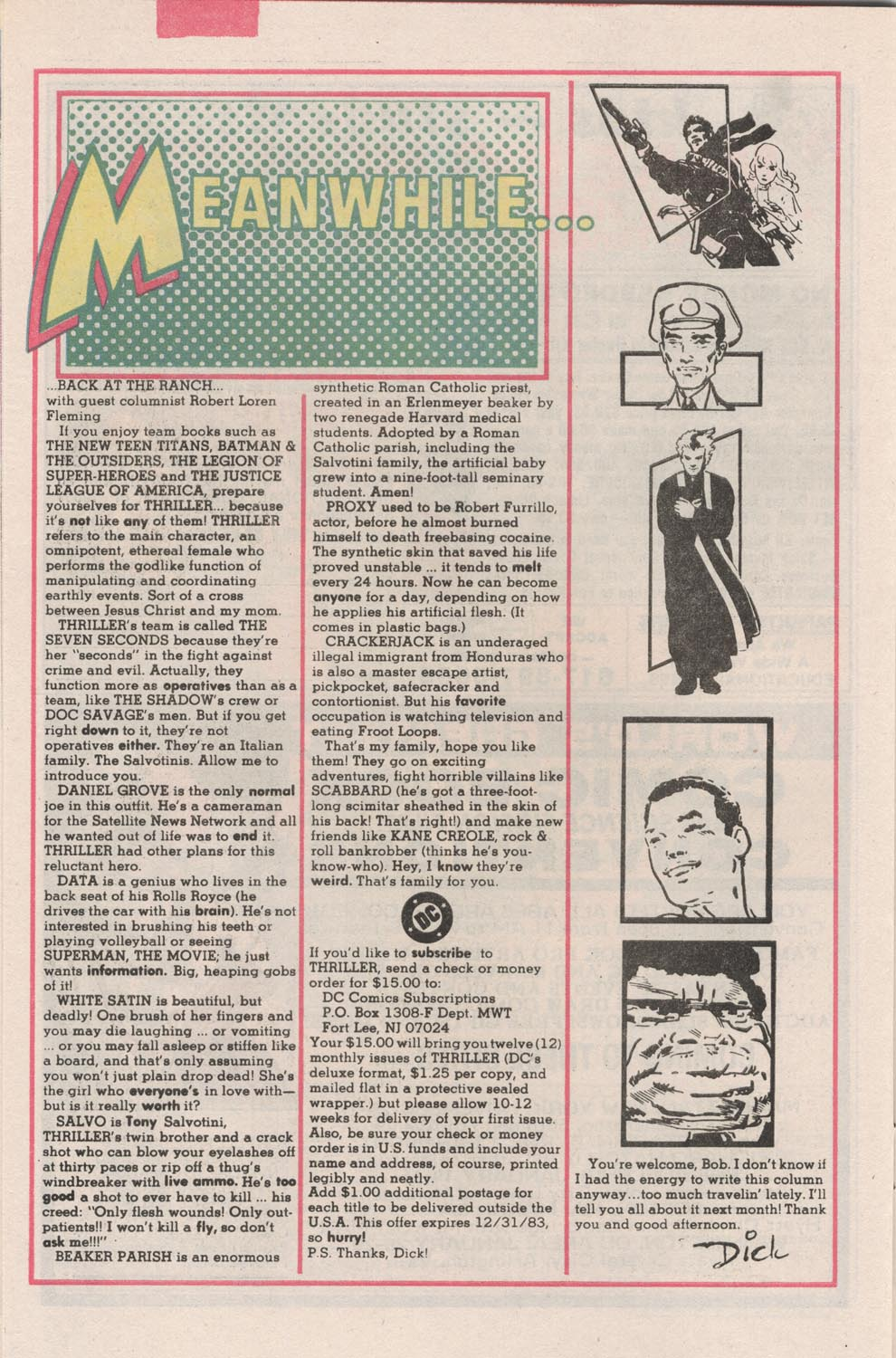 Read online Atari Force (1984) comic -  Issue #2 - 24