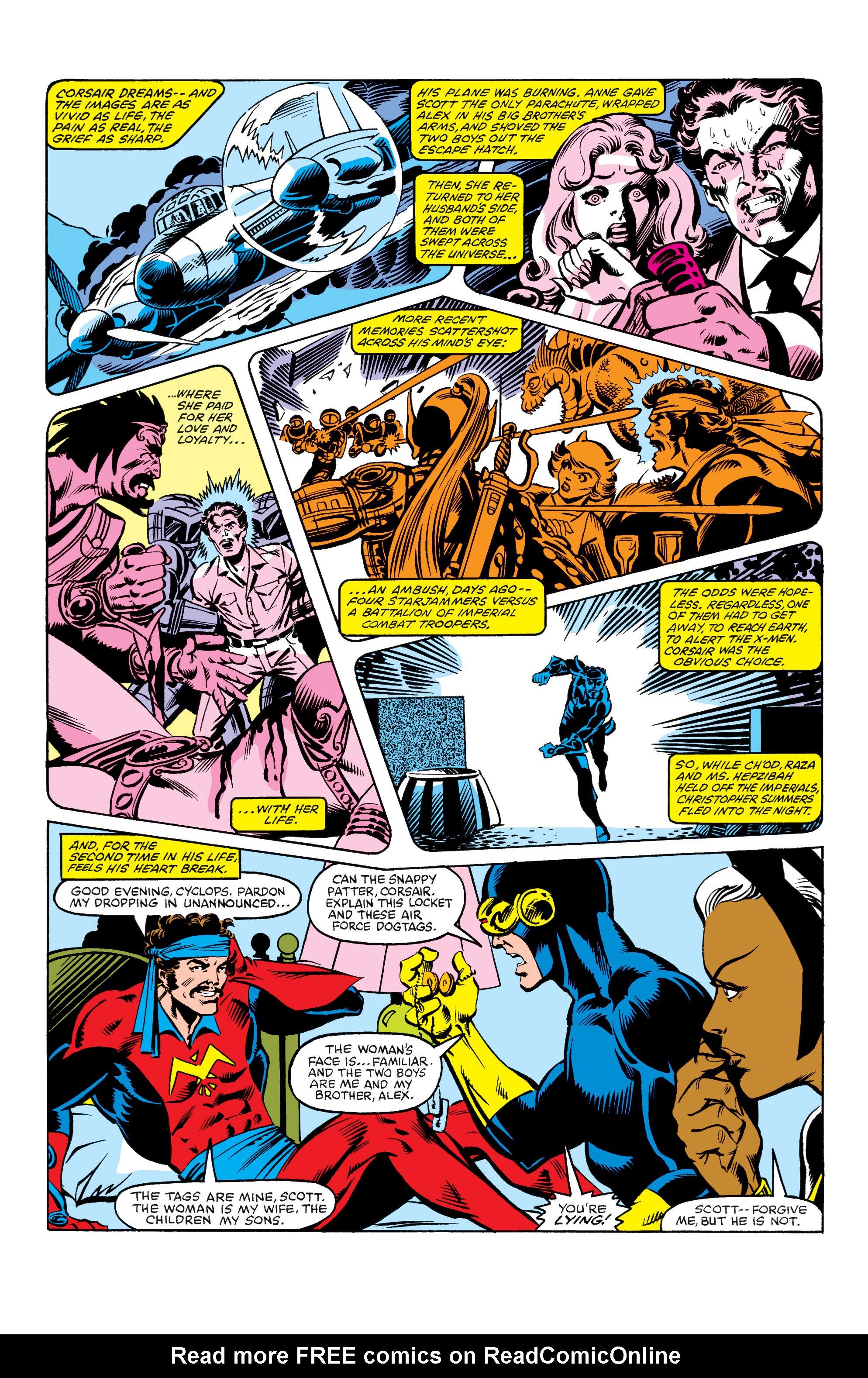 Read online Uncanny X-Men (1963) comic -  Issue #154 - 11