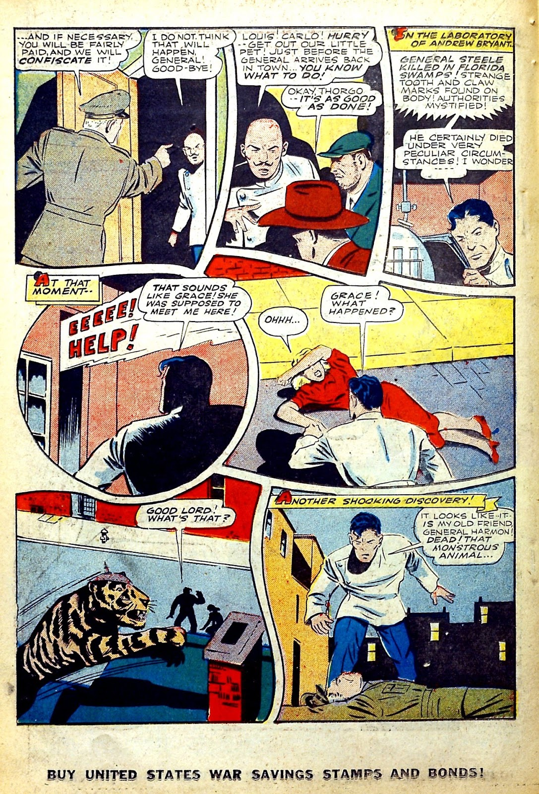 Startling Comics issue 33 - Page 26