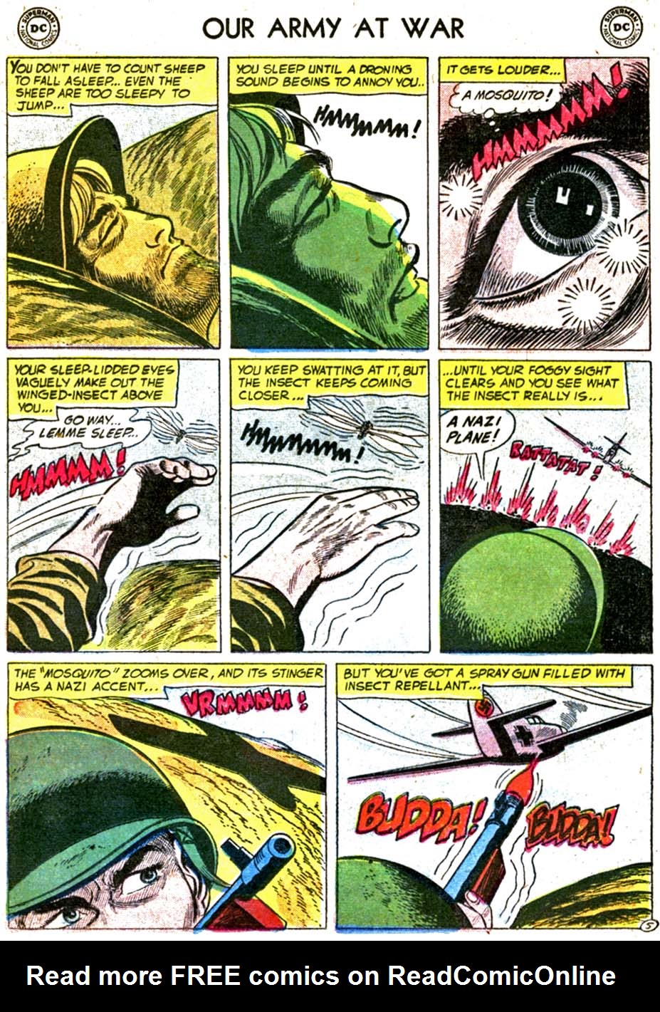Our Army at War (1952) issue 58 - Page 14