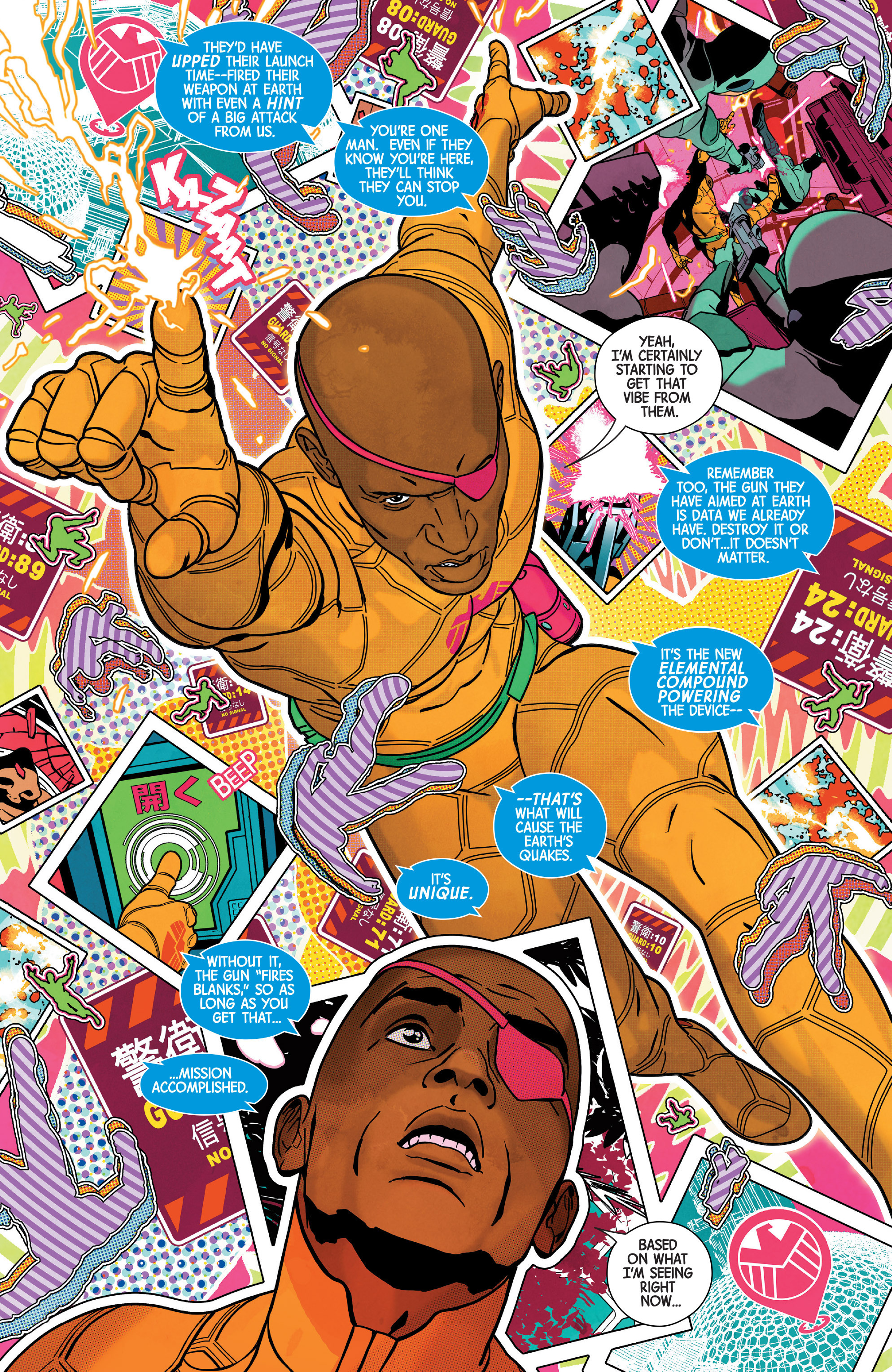 Read online Nick Fury comic -  Issue #2 - 8