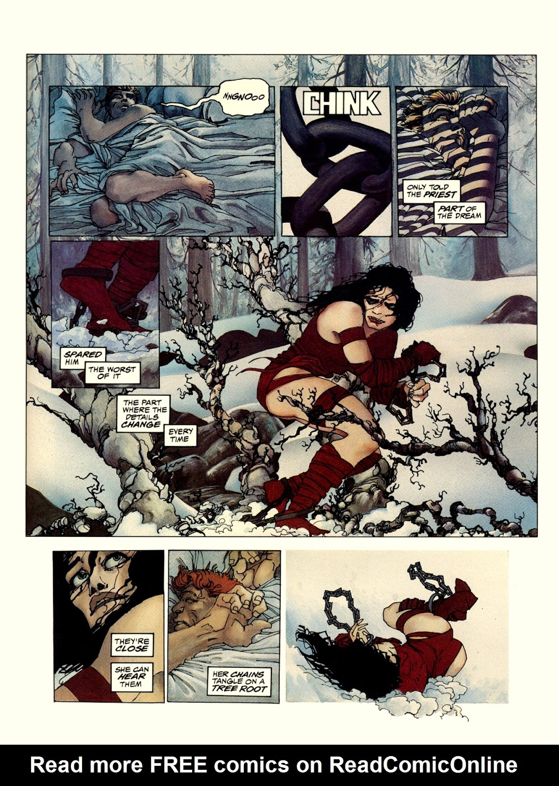 Elektra Lives Again issue Full - Page 14