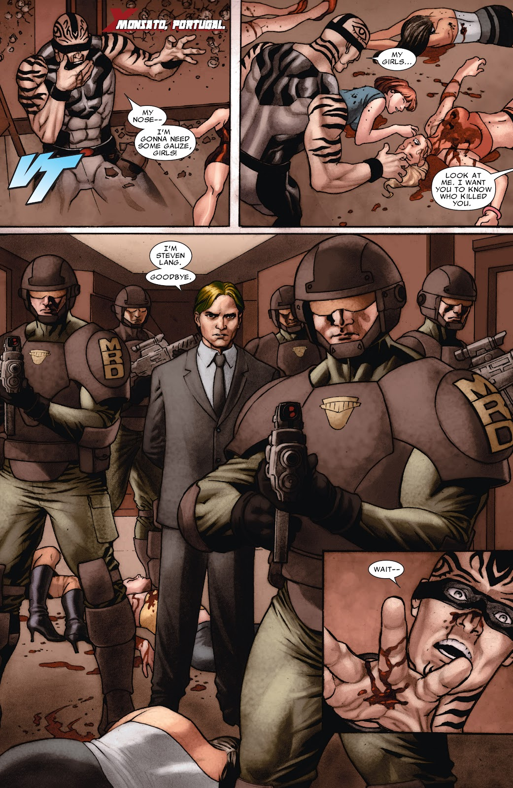 Read online X-Men: Second Coming comic -  Issue # _TPB (Part 2) - 63