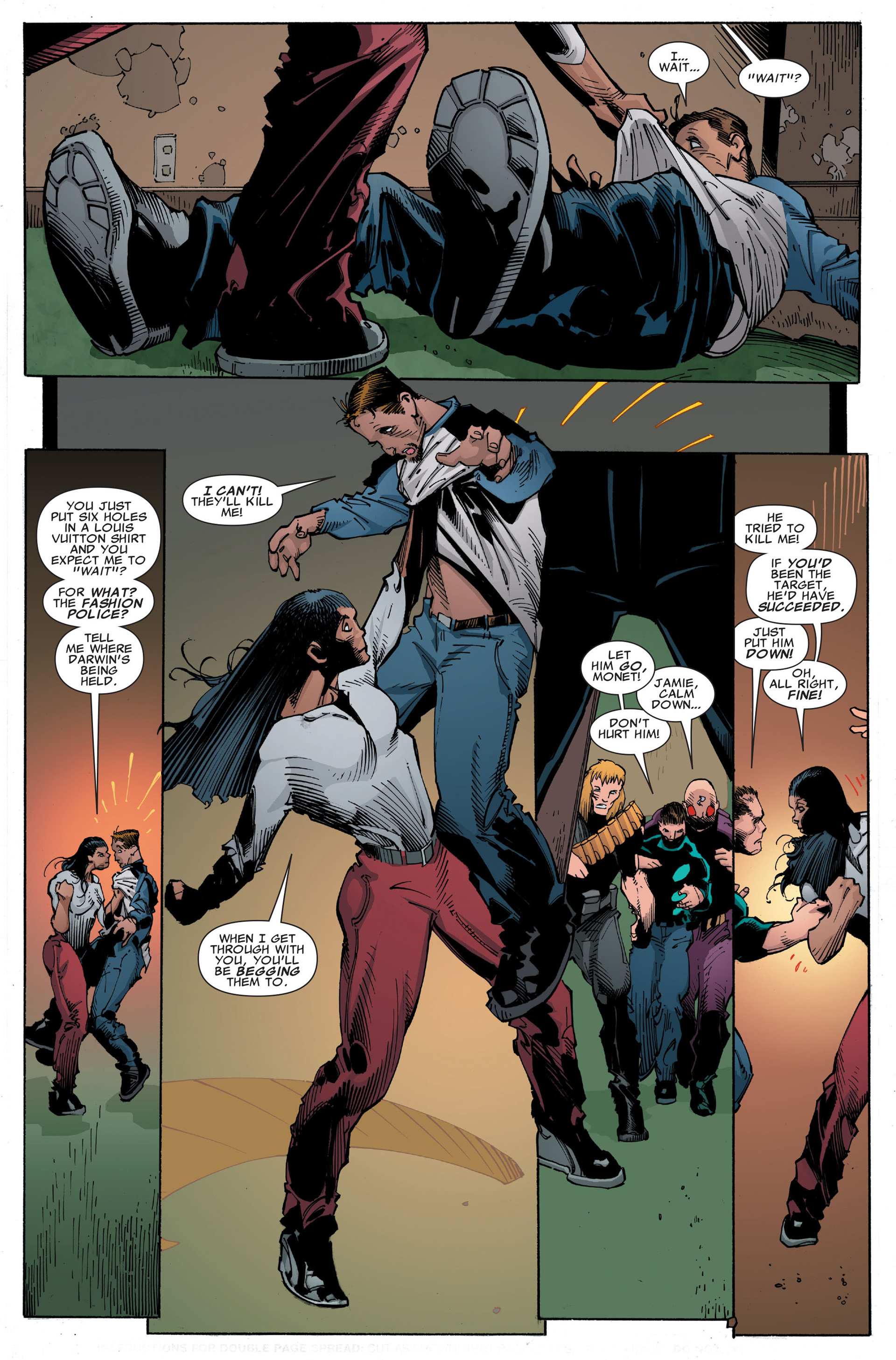Read online X-Factor (2006) comic -  Issue #36 - 15