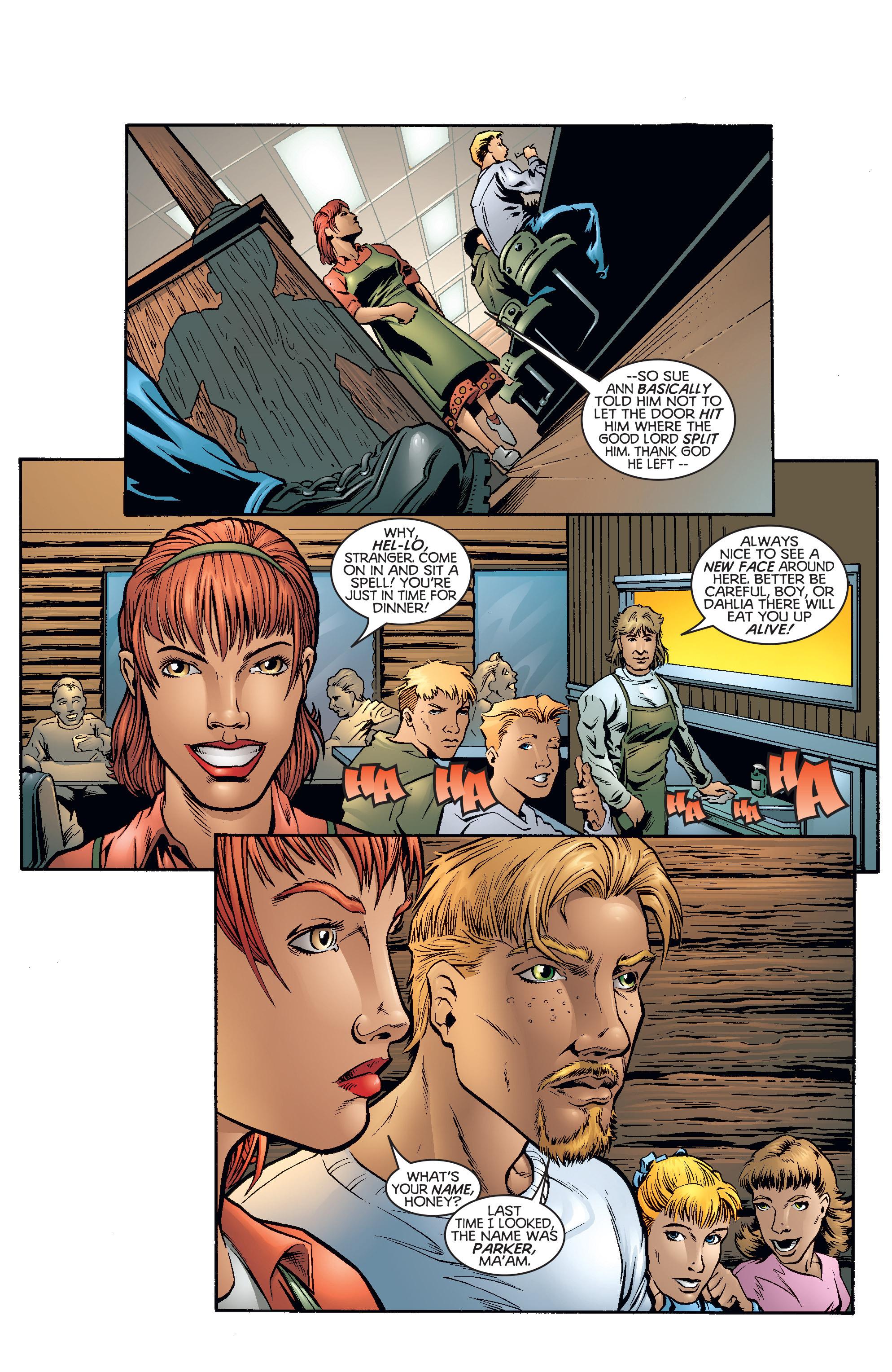 Read online Shadowman (1997) comic -  Issue #19 - 16