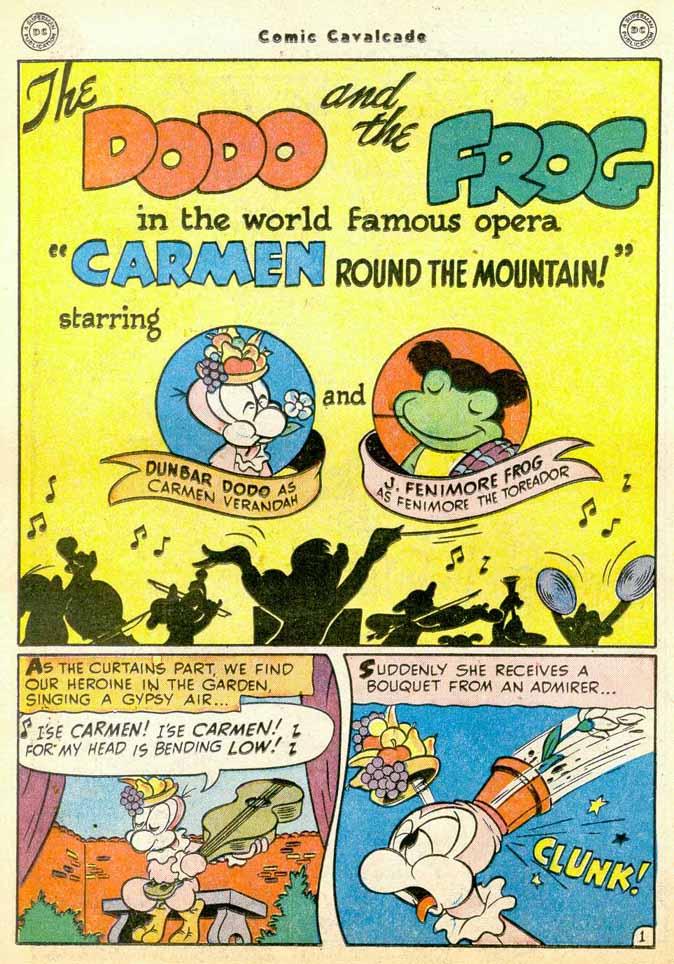 Comic Cavalcade issue 35 - Page 36