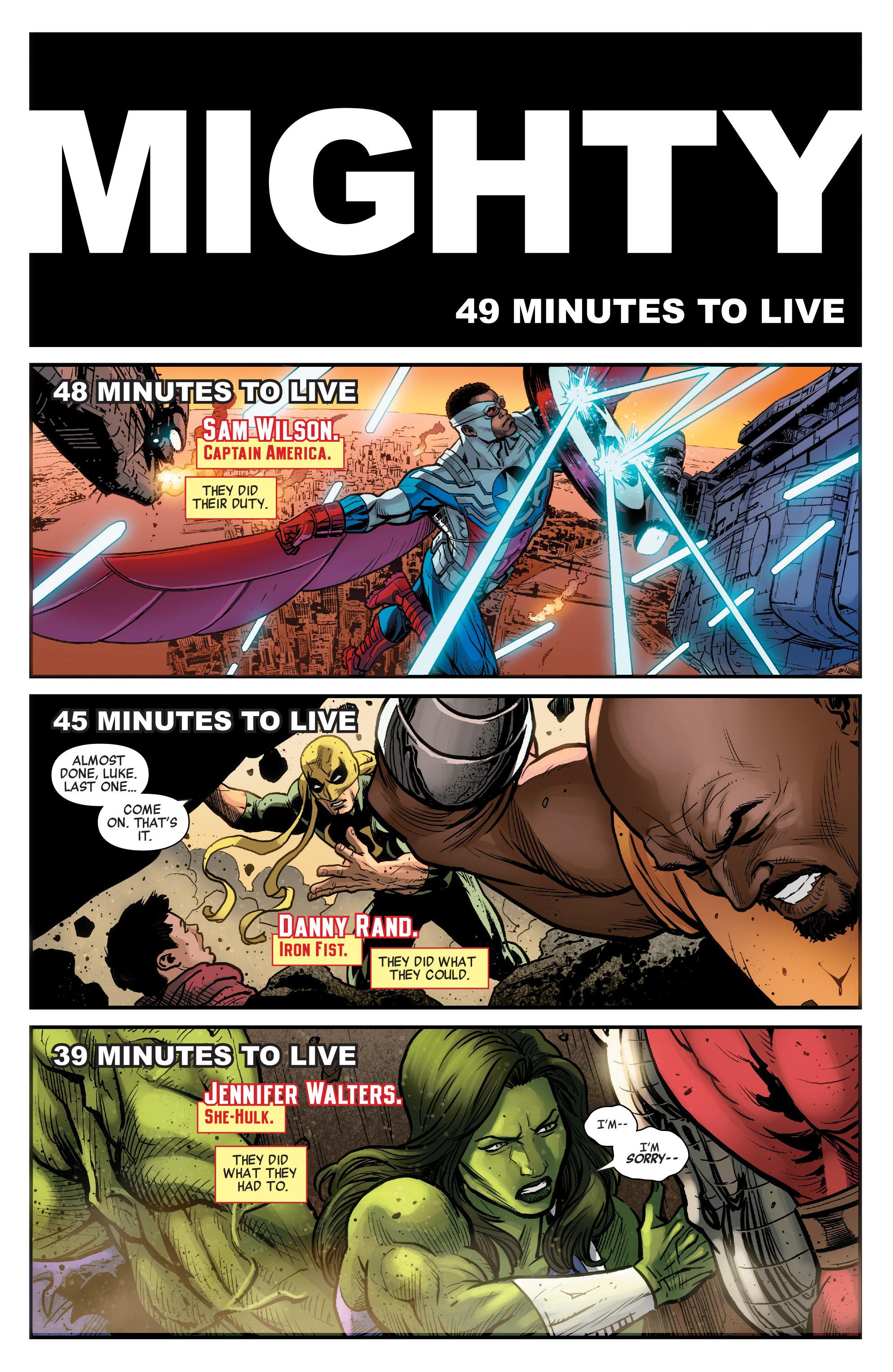 Read online Secret Wars: Last Days of the Marvel Universe comic -  Issue # TPB (Part 1) - 41