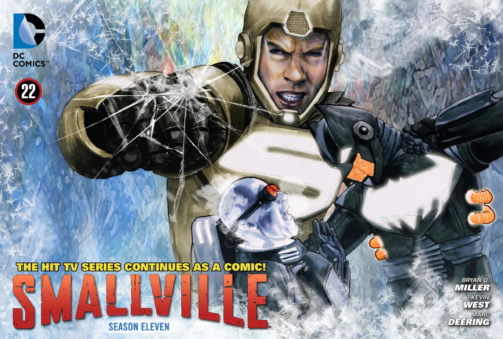 Read online Smallville: Season 11 comic -  Issue #22 - 1