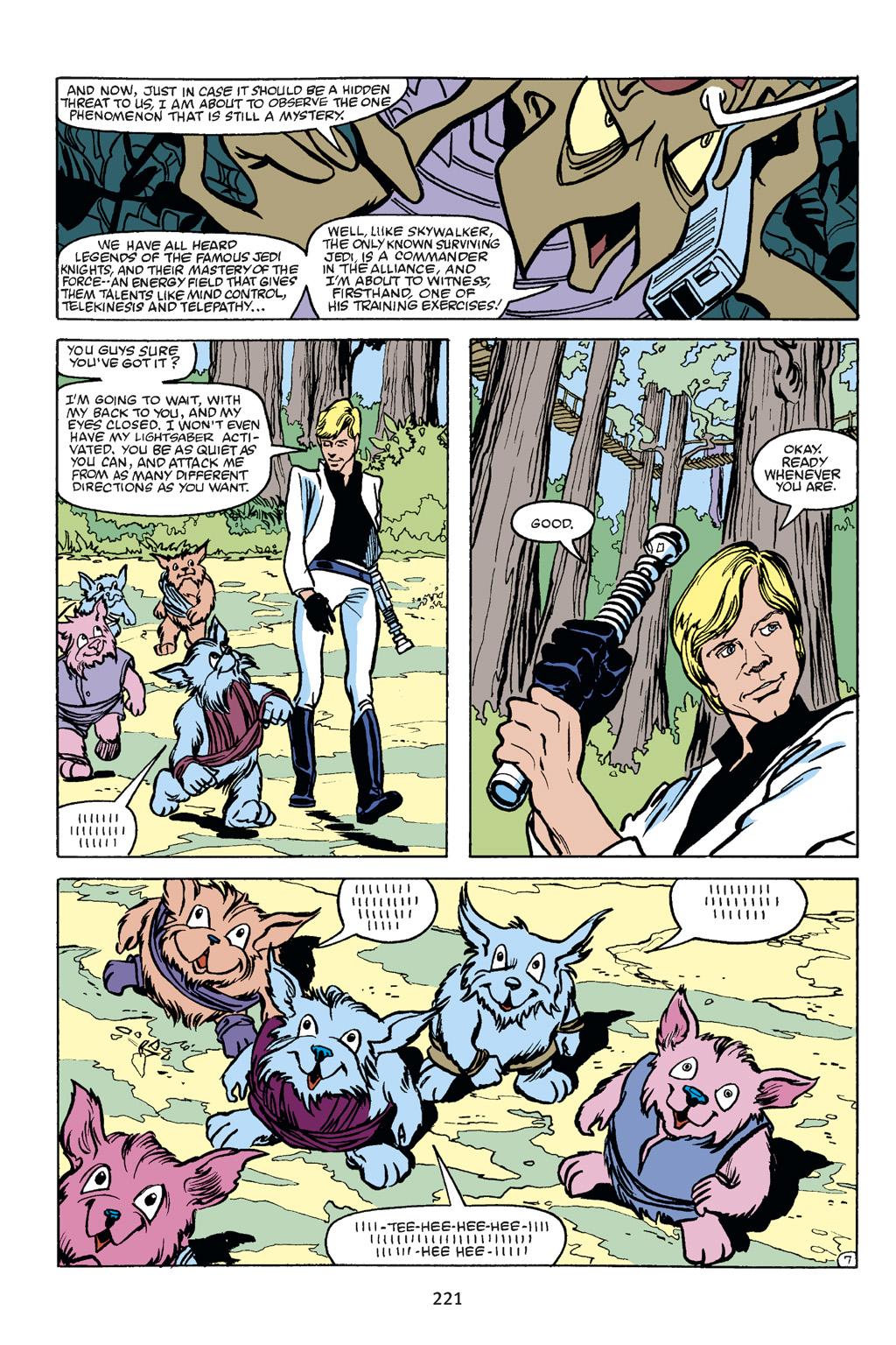 Read online Star Wars Omnibus comic -  Issue # Vol. 21 - 212