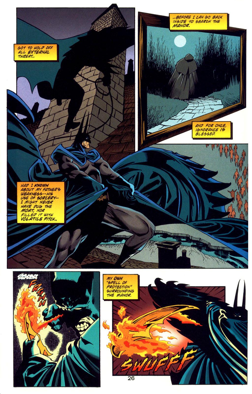 Read online Batman: Haunted Gotham comic -  Issue #4 - 26