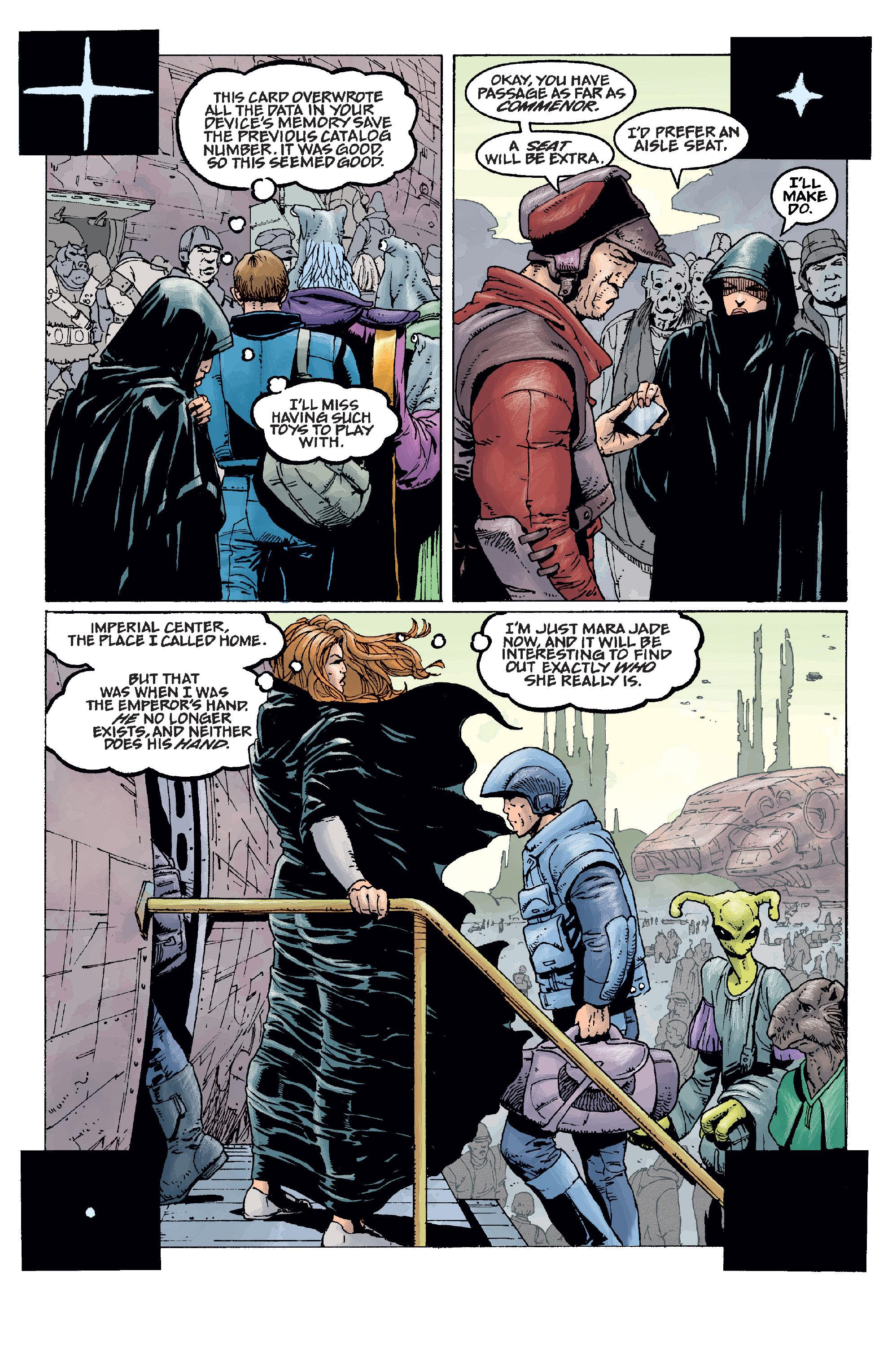 Read online Star Wars Omnibus comic -  Issue # Vol. 11 - 224