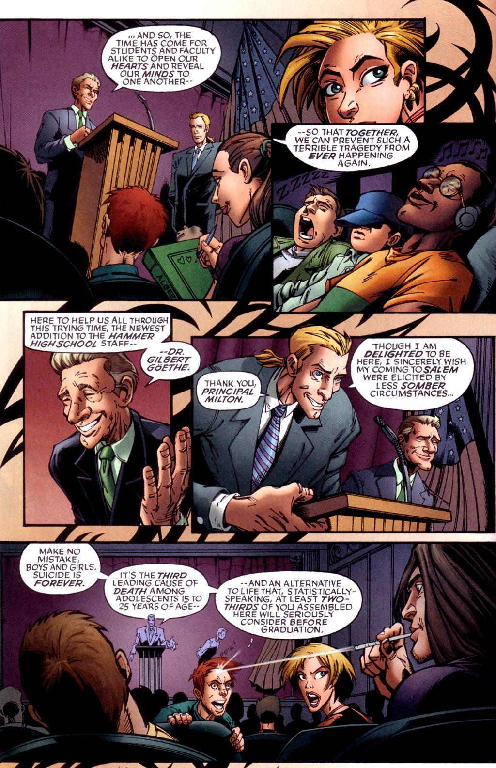 Read online Jezebelle comic -  Issue #1 - 5