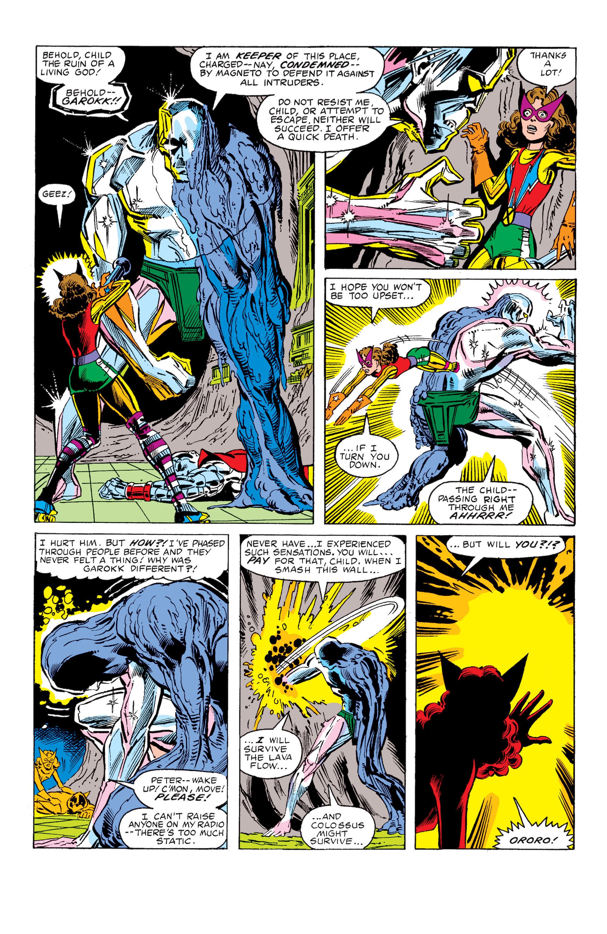 Read online Uncanny X-Men (1963) comic -  Issue #149 - 14