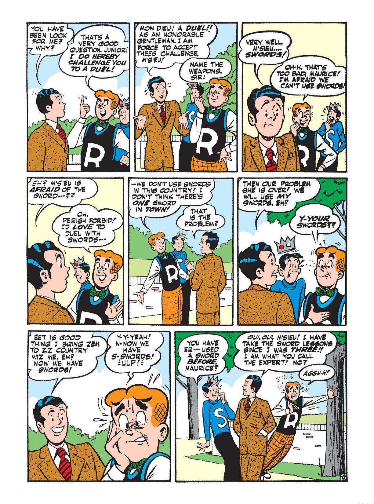 Read online Archie 1000 Page Comics Bonanza comic -  Issue #3 (Part 2) - 124