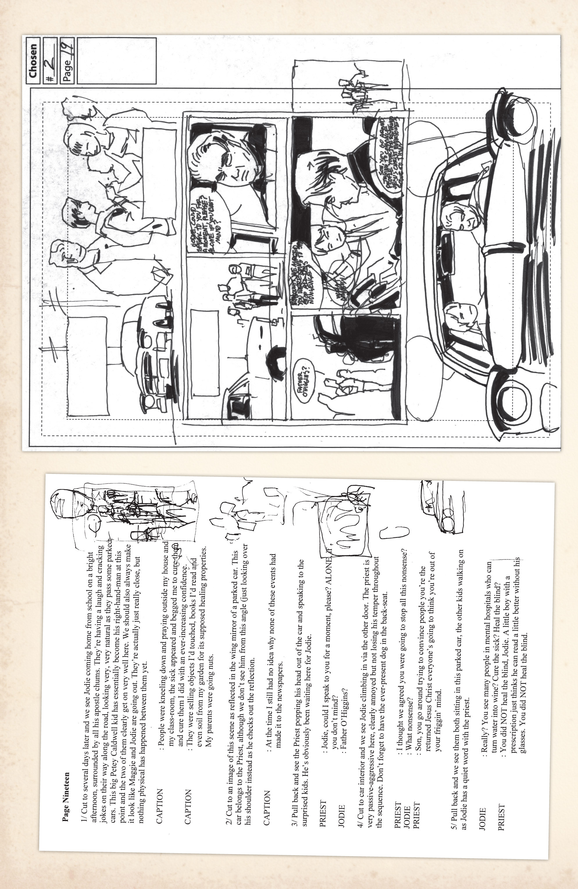 Read online American Jesus comic -  Issue # TPB - 94