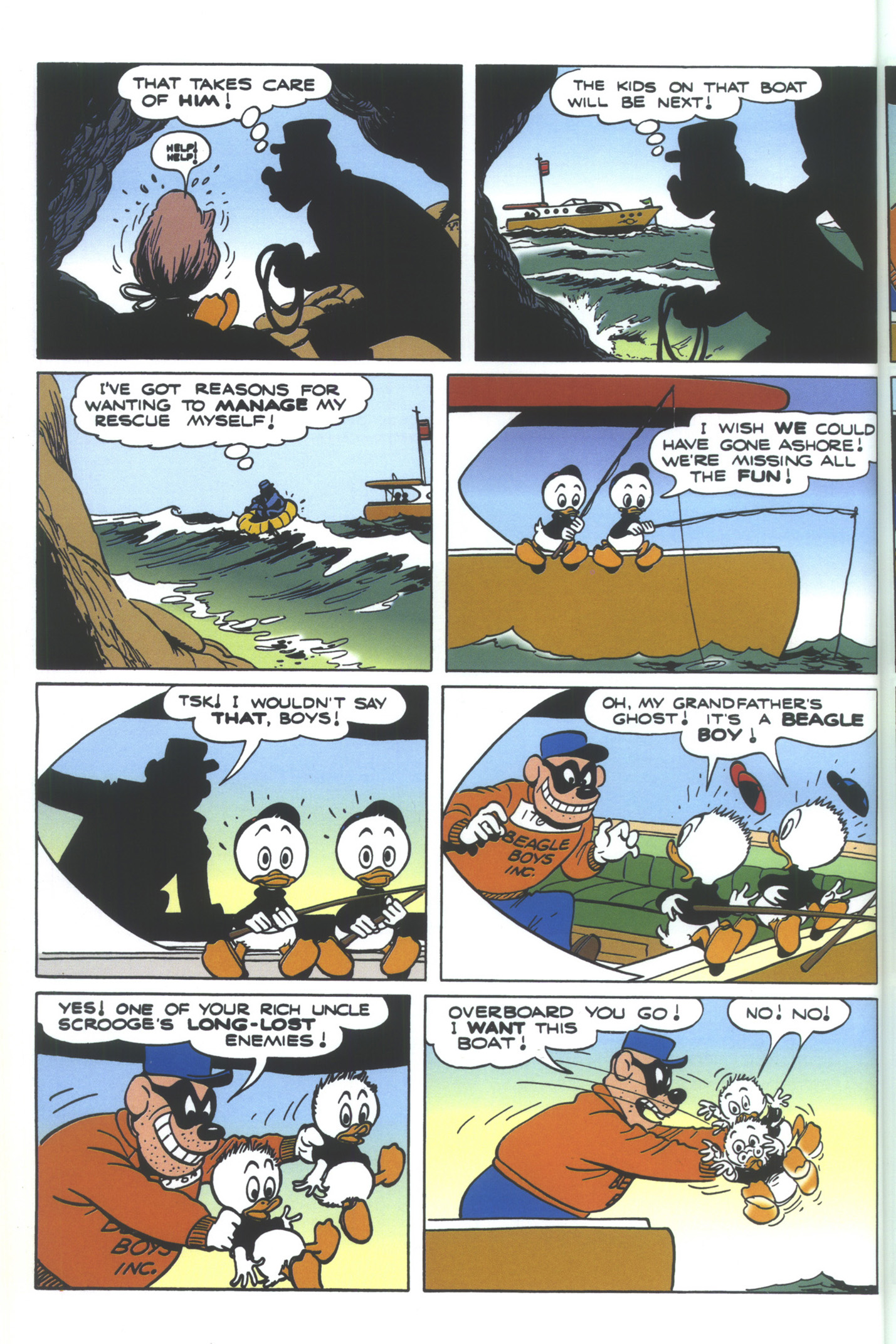 Read online Uncle Scrooge (1953) comic -  Issue #355 - 12