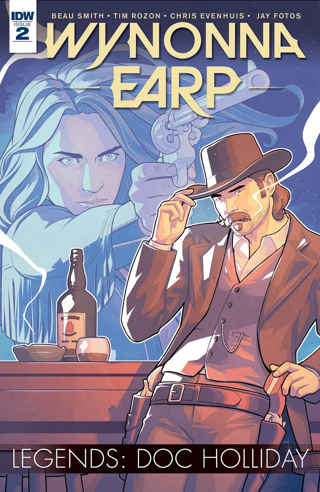 Wynonna Earp Legends 2 Page 1