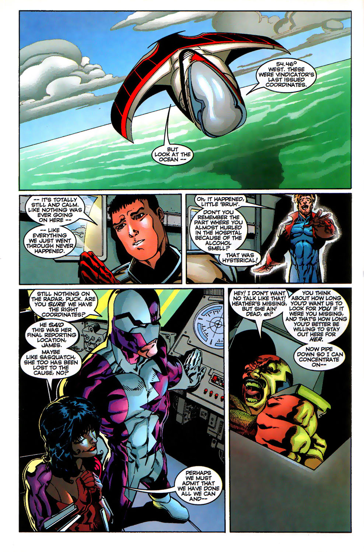 Read online Alpha Flight (1997) comic -  Issue # _Annual - 12